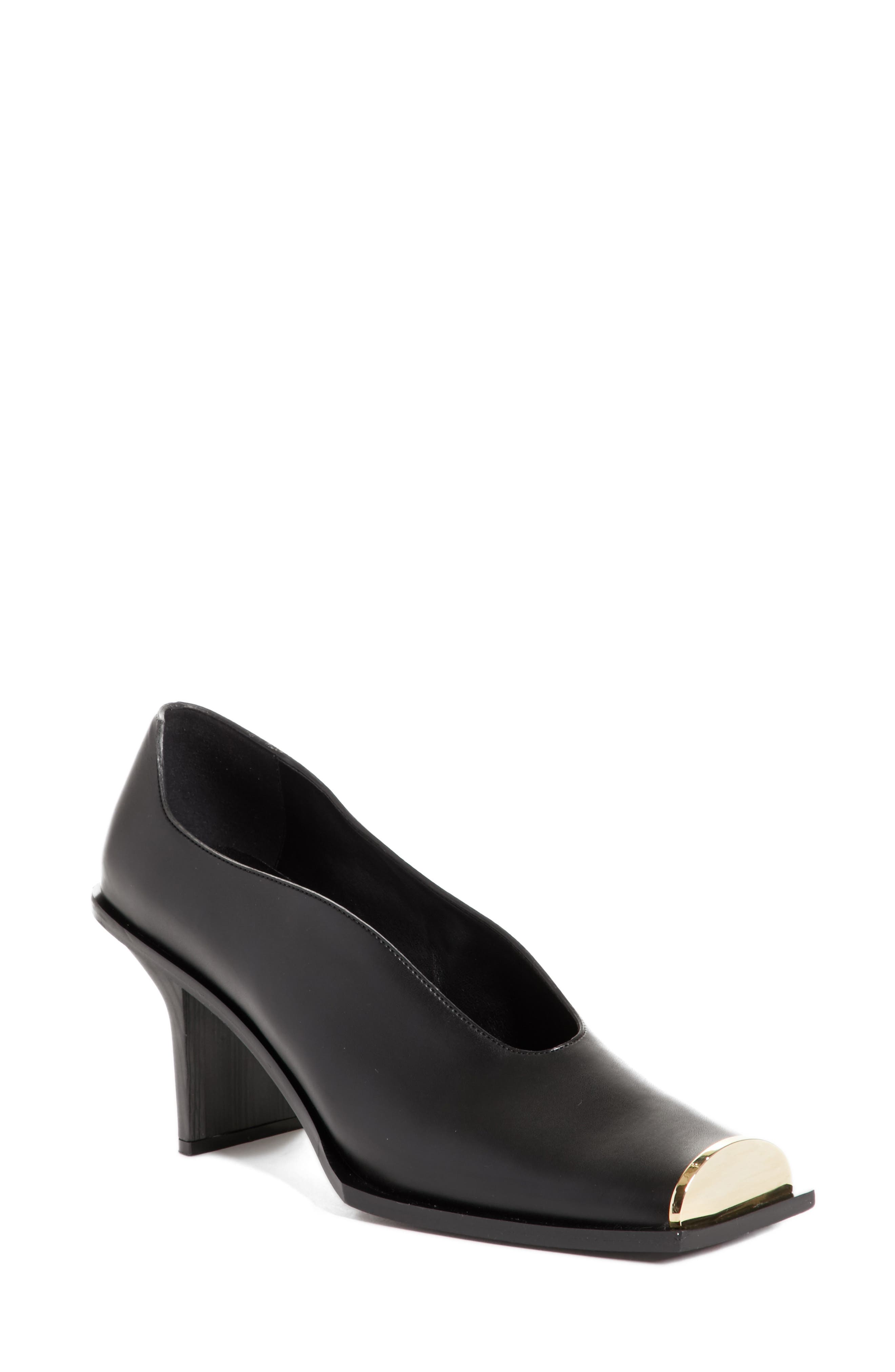 Stella McCartney Cap Toe Pump (Women)