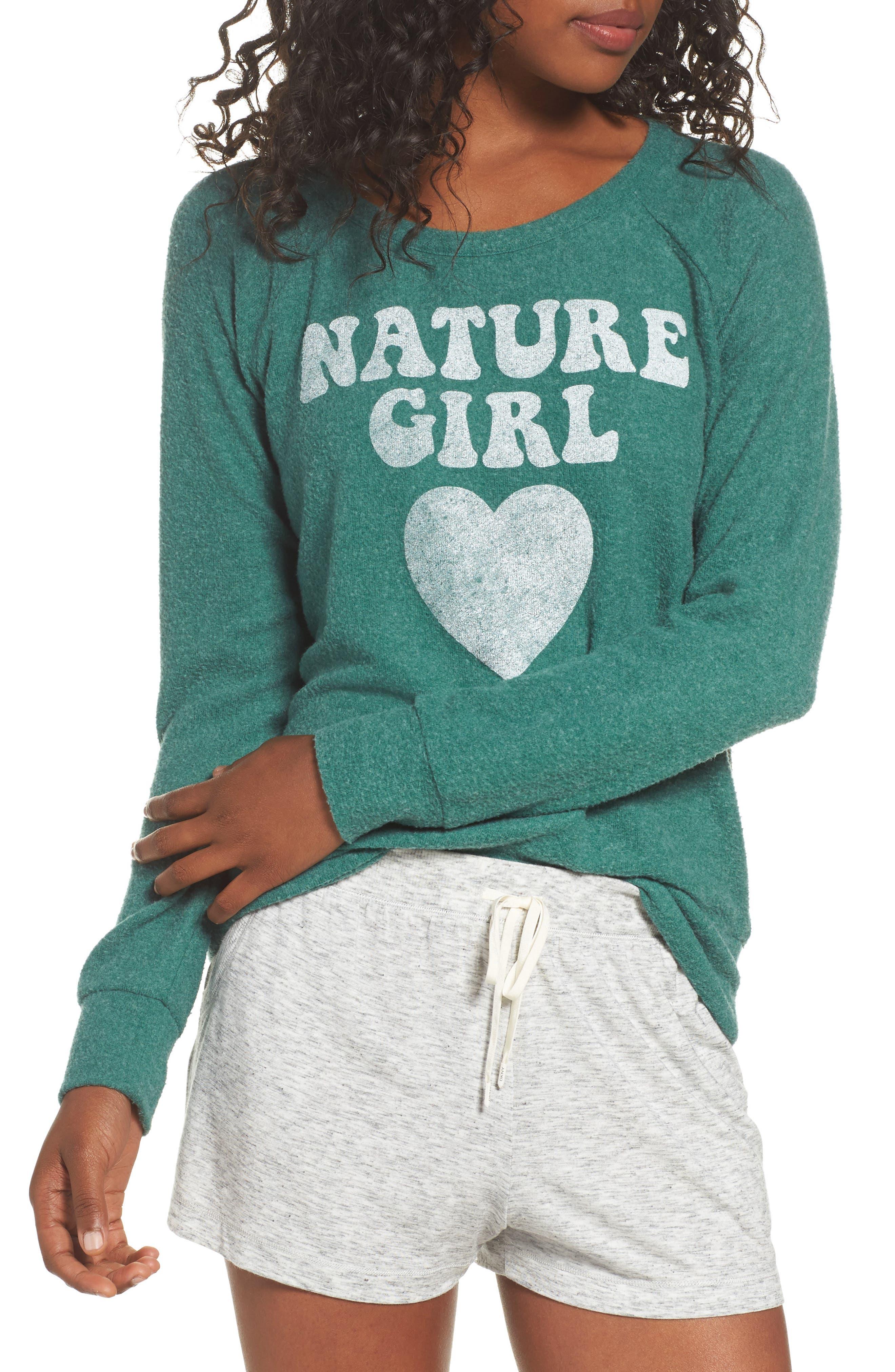 Chaser Nature Girl Pullover