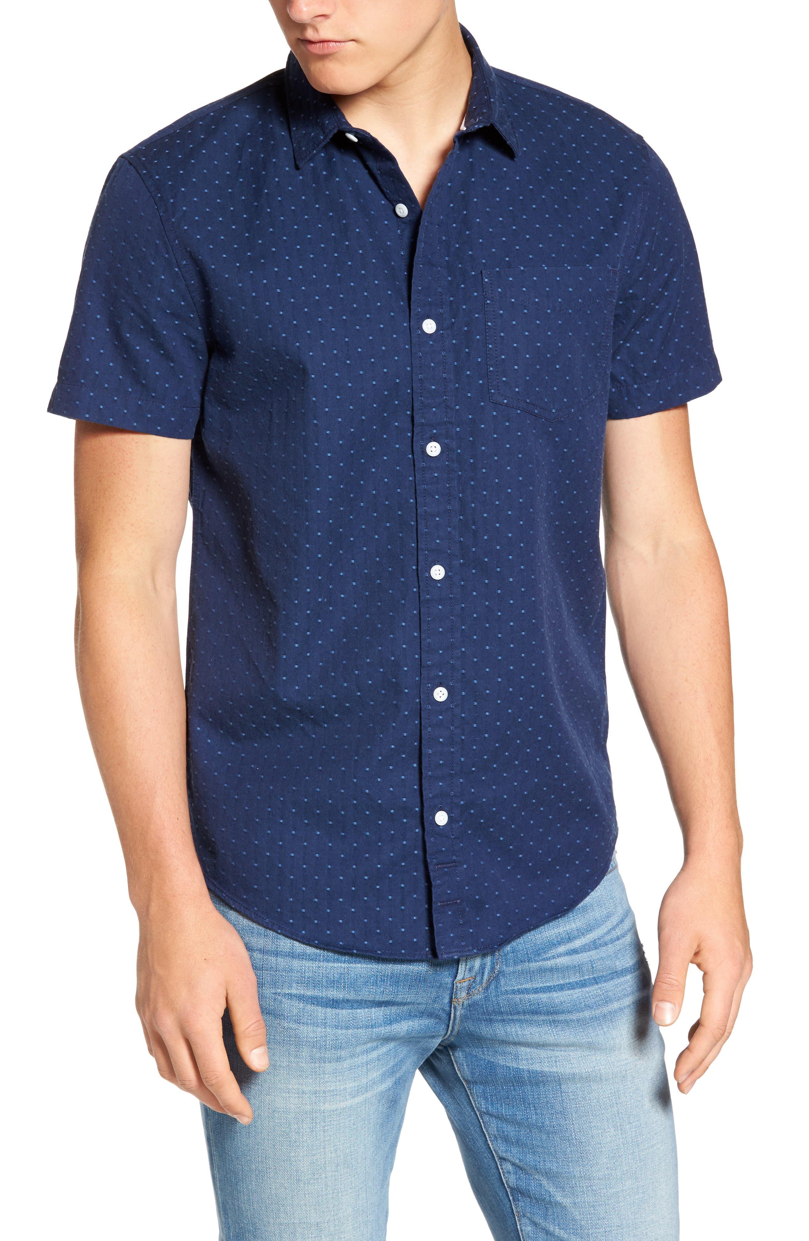 1901 Duofold Dobby Shirt