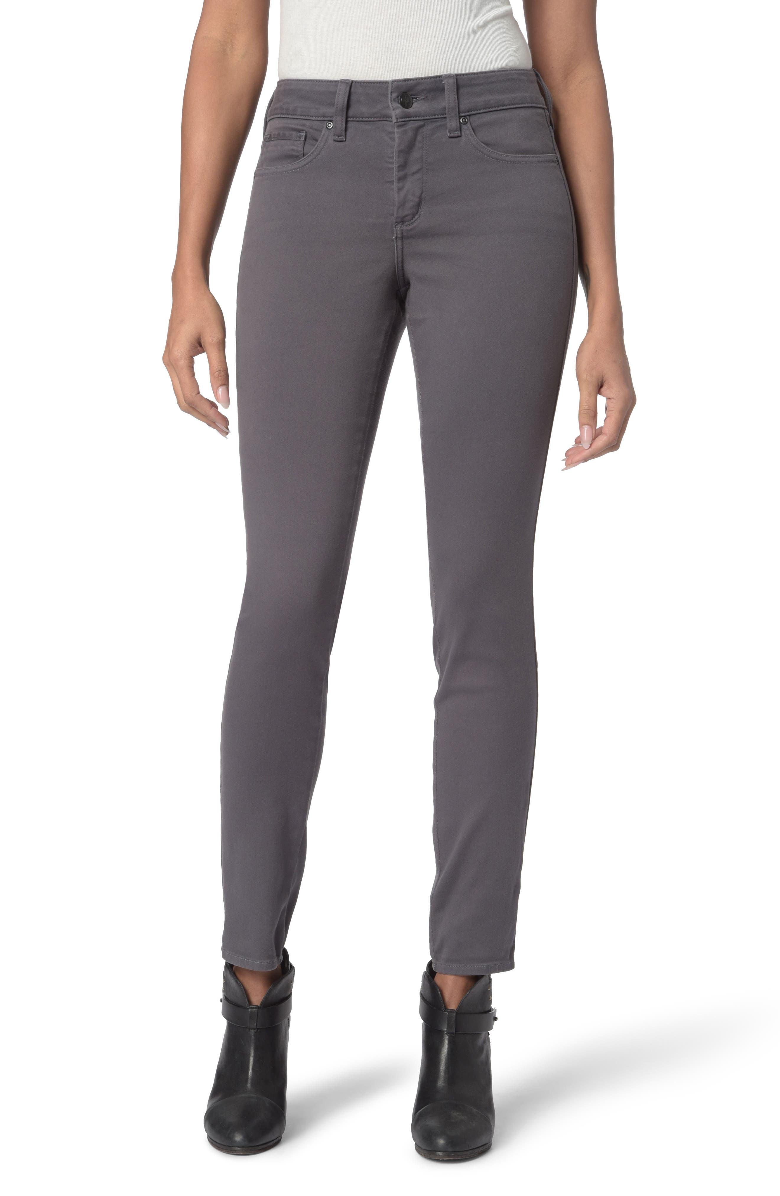 NYDJ Ami Colored Stretch Skinny Jeans (Regular & Petite)