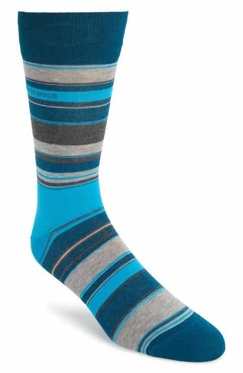 BOSS RS Design Bold Stripe Socks