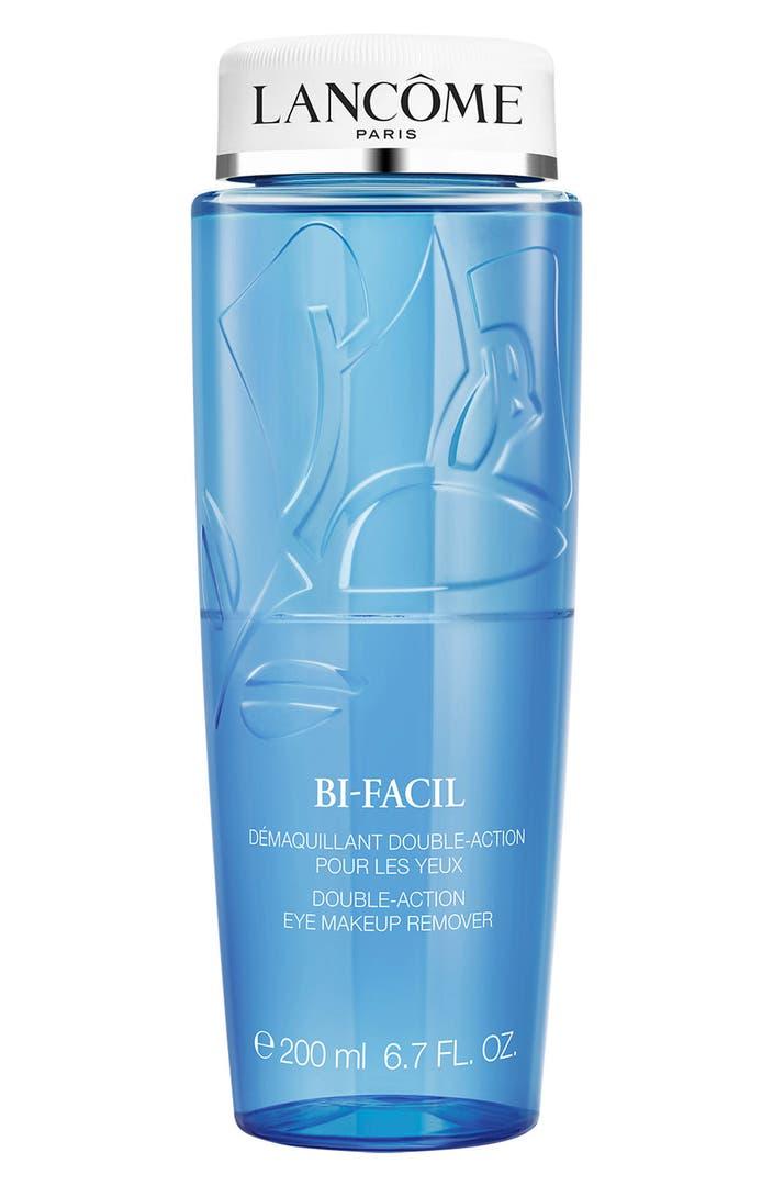 Makeup Removal Important Skin Care Routine: Lancôme Bi-Facil Double-Action Eye Makeup Remover