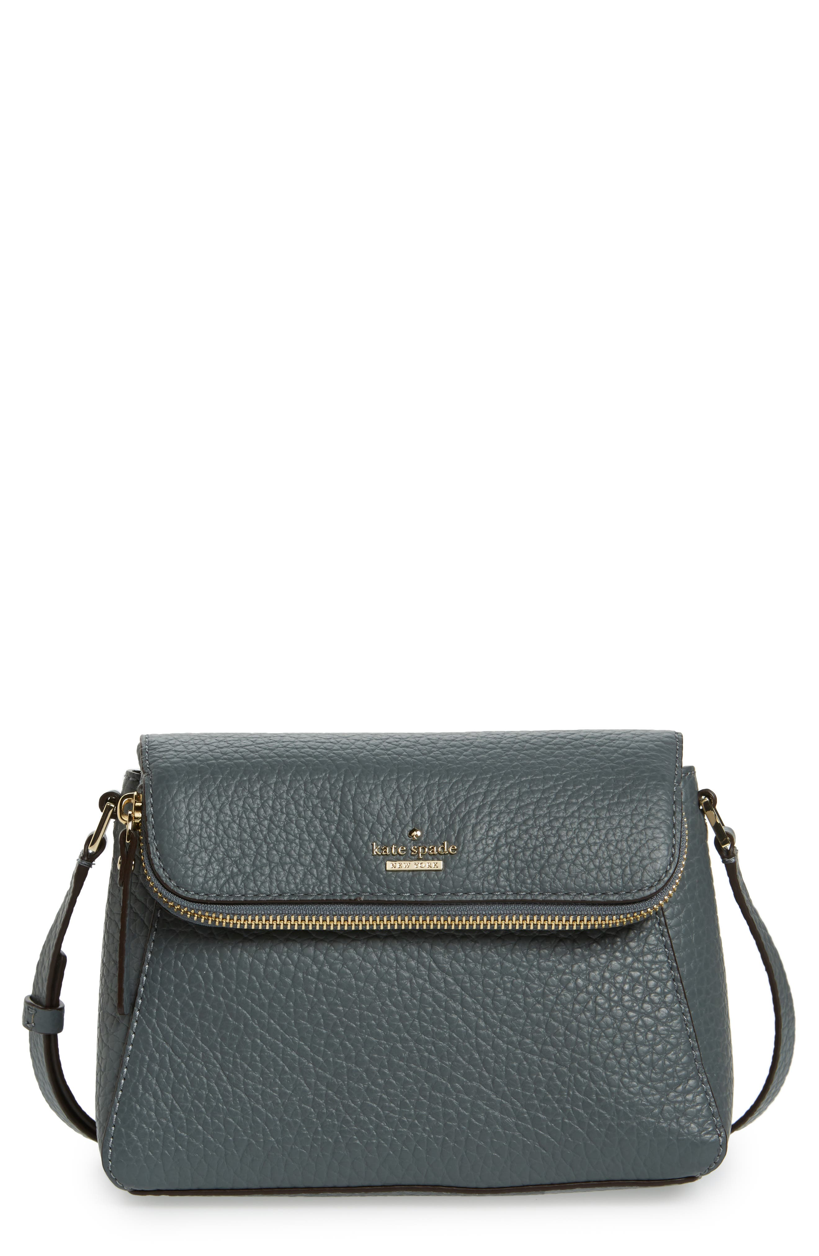 kate spade new york carter street - berrin leather crossbody bag