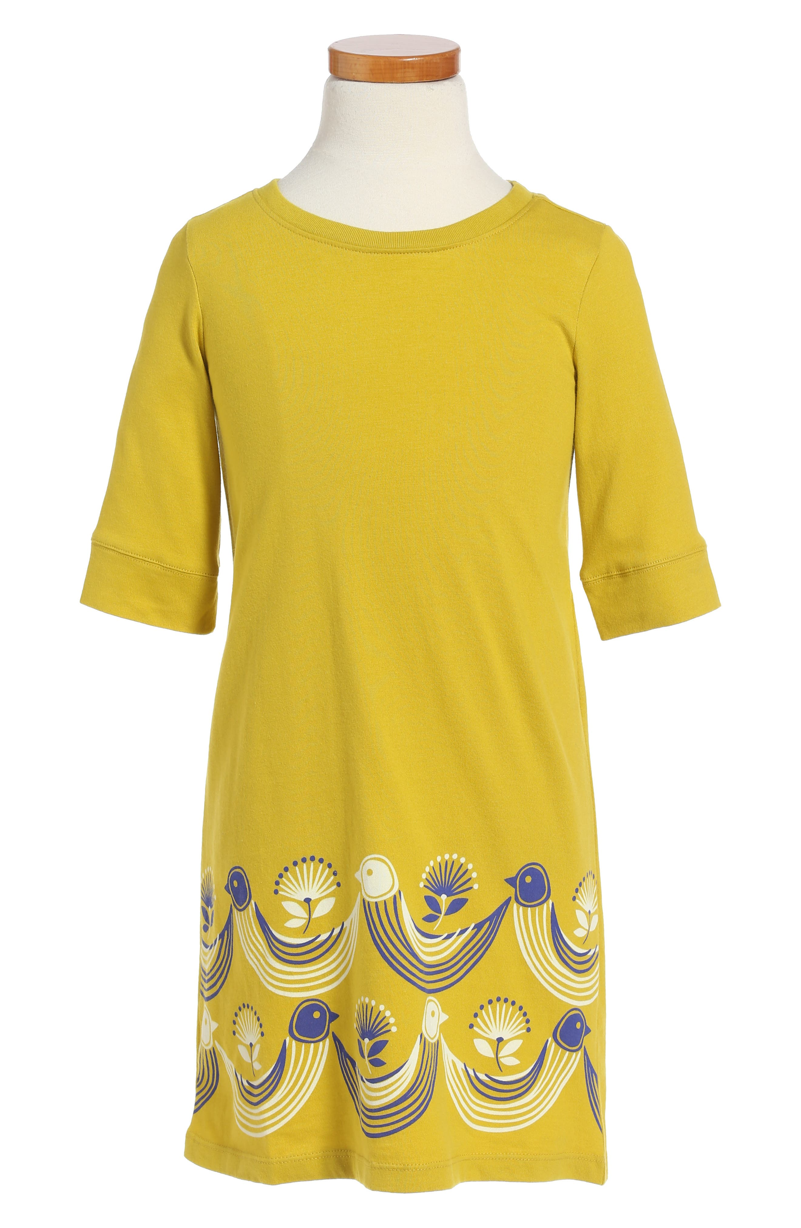 Tea Collection Iona Graphic Dress (Toddler Girls, Little Girls & Big Girls)
