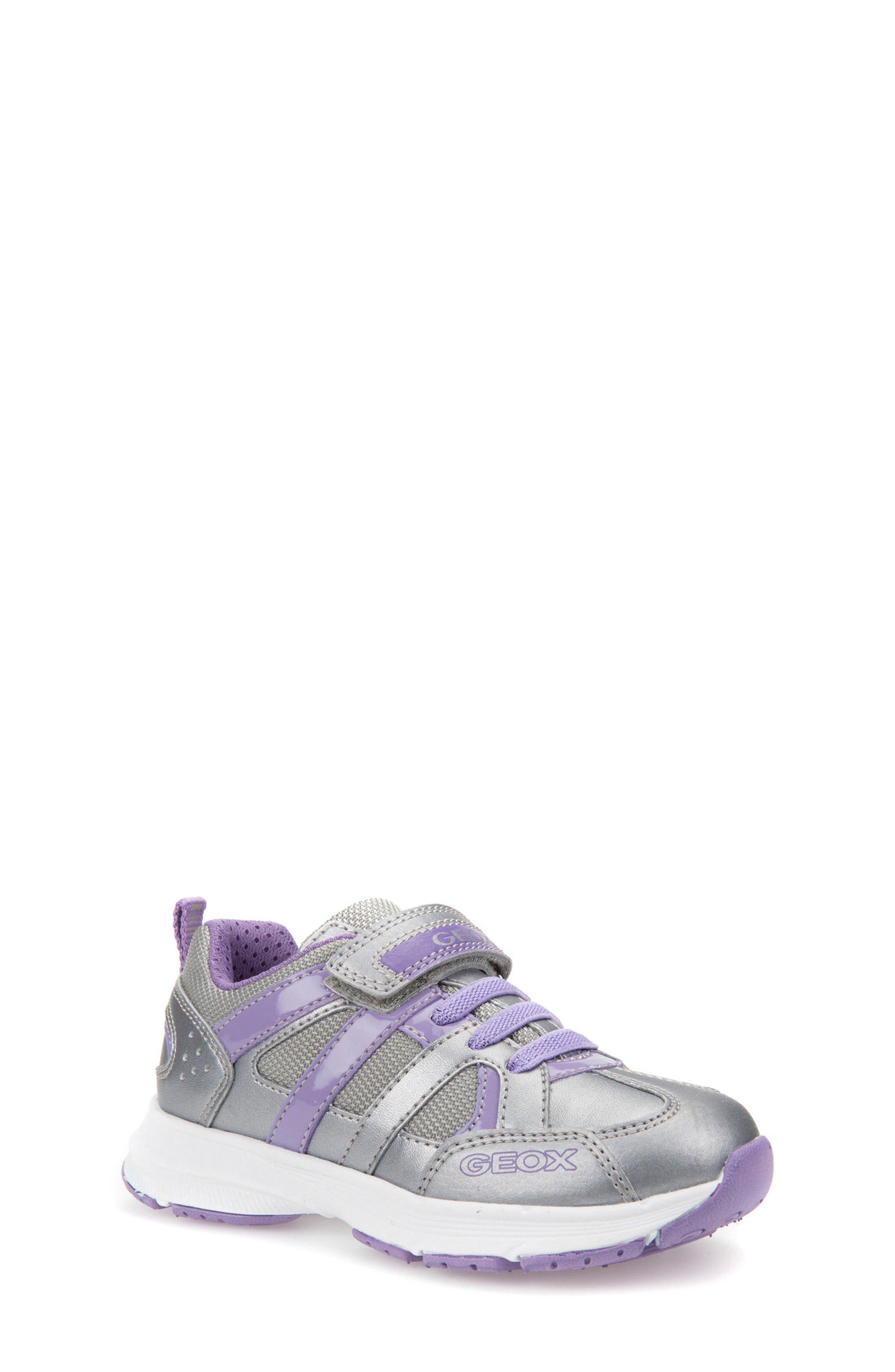 Geox Top Fly Sneaker (Toddler, Little Kid & Big Kid)