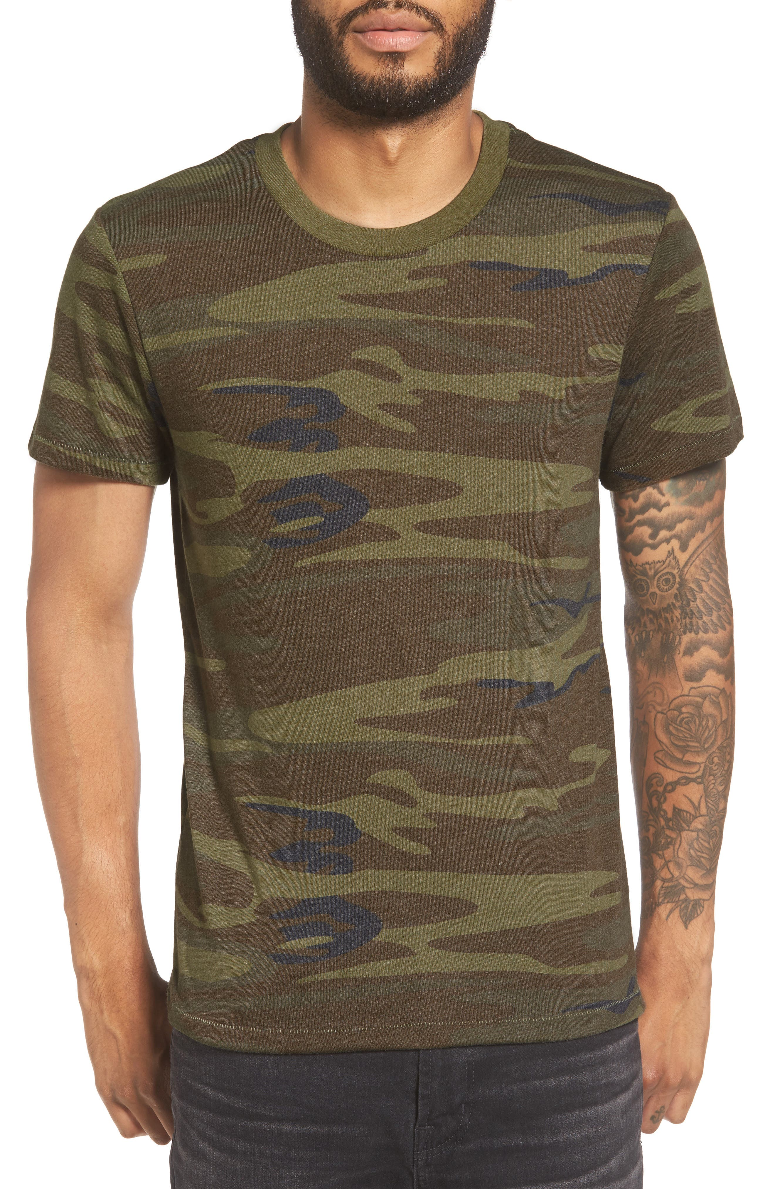 Alternative Eco Crew T-Shirt