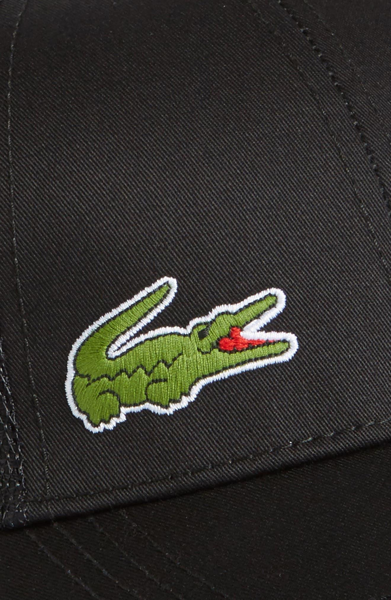 Alternate Image 3  - Lacoste Trucker Hat