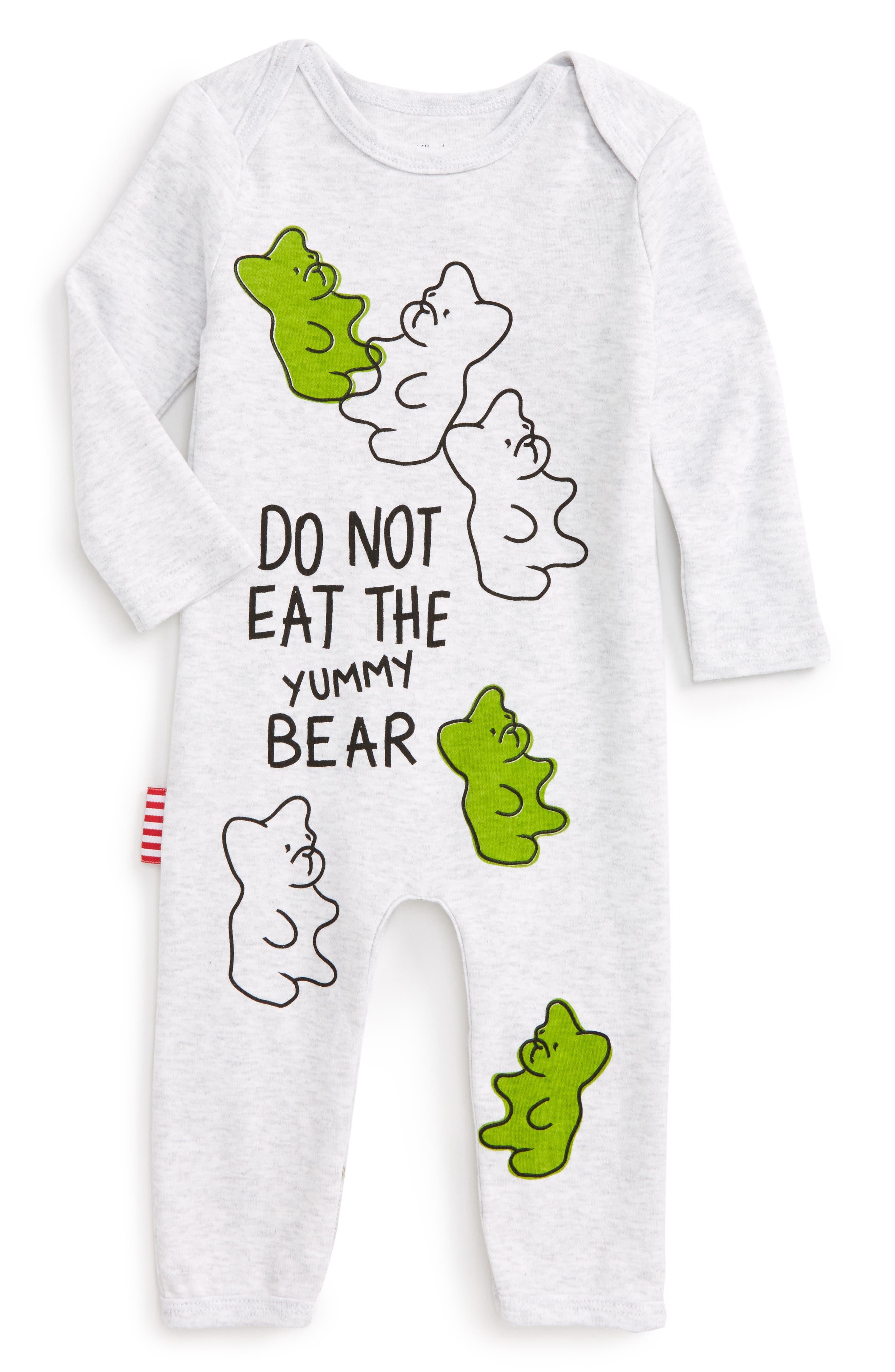 SOOKIbaby Yummy Bear Romper (Baby)