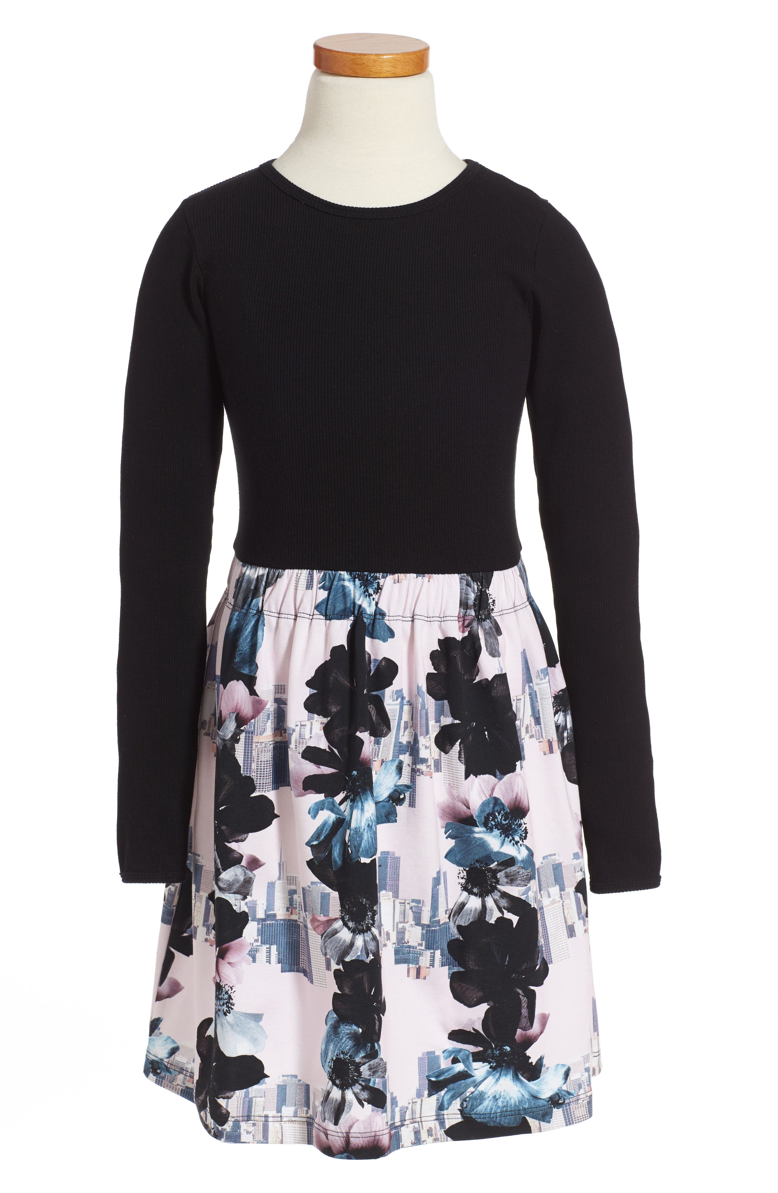 Molo Credence Dress (Toddler Girls, Little Girls & Big Girls)