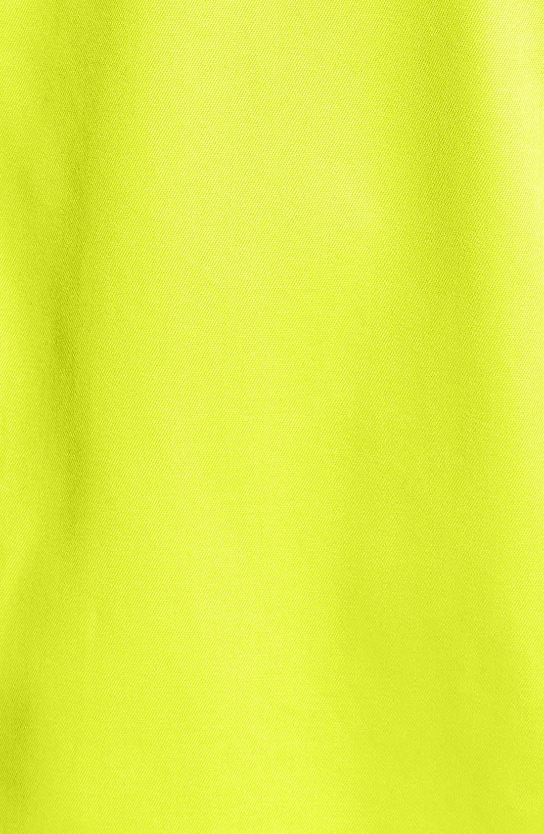 Alternate Image 4  - Armani Collezioni Double Tech Satin Jacket
