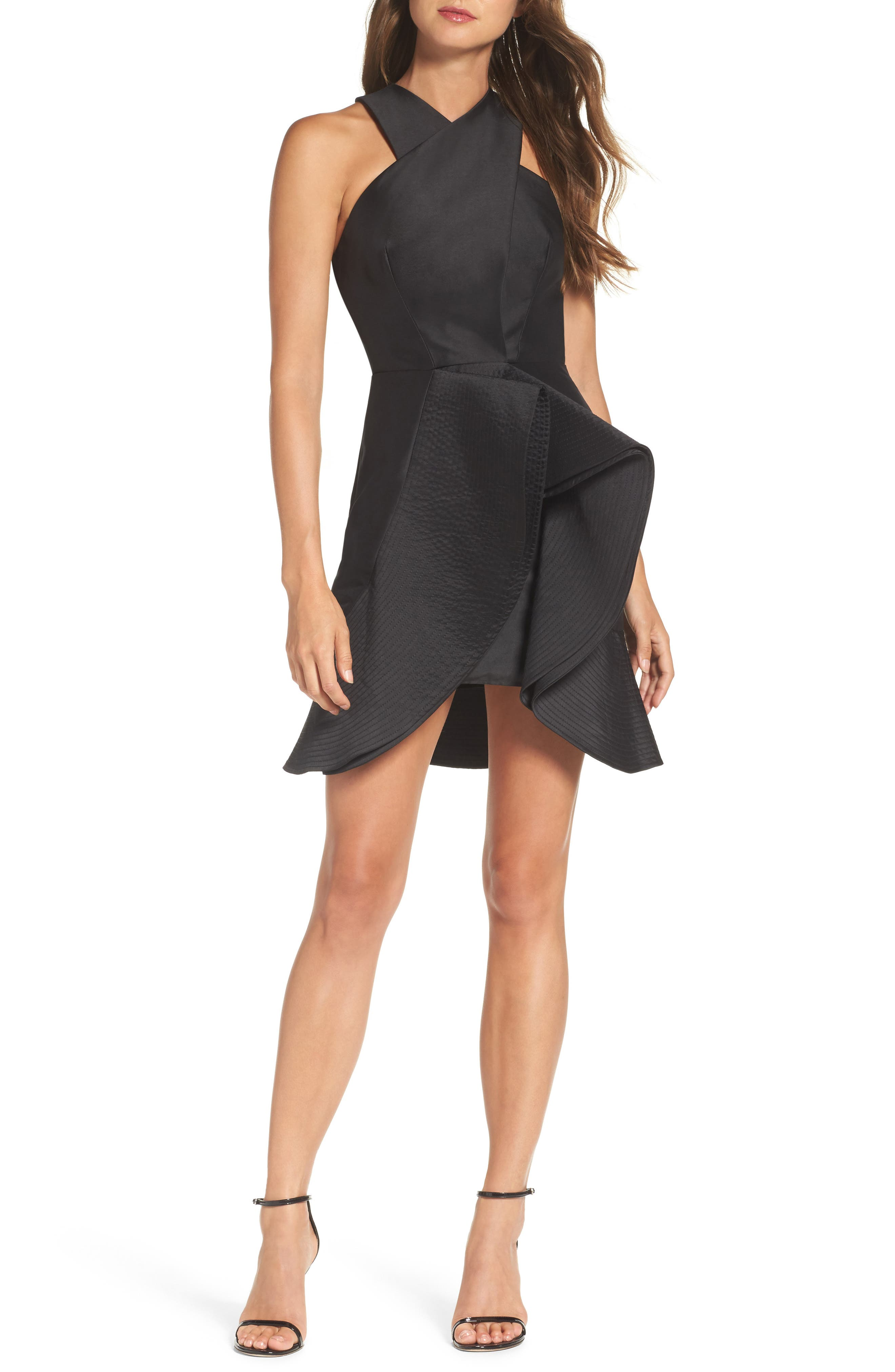 C/MEO Collective Extant Fit & Flare Dress