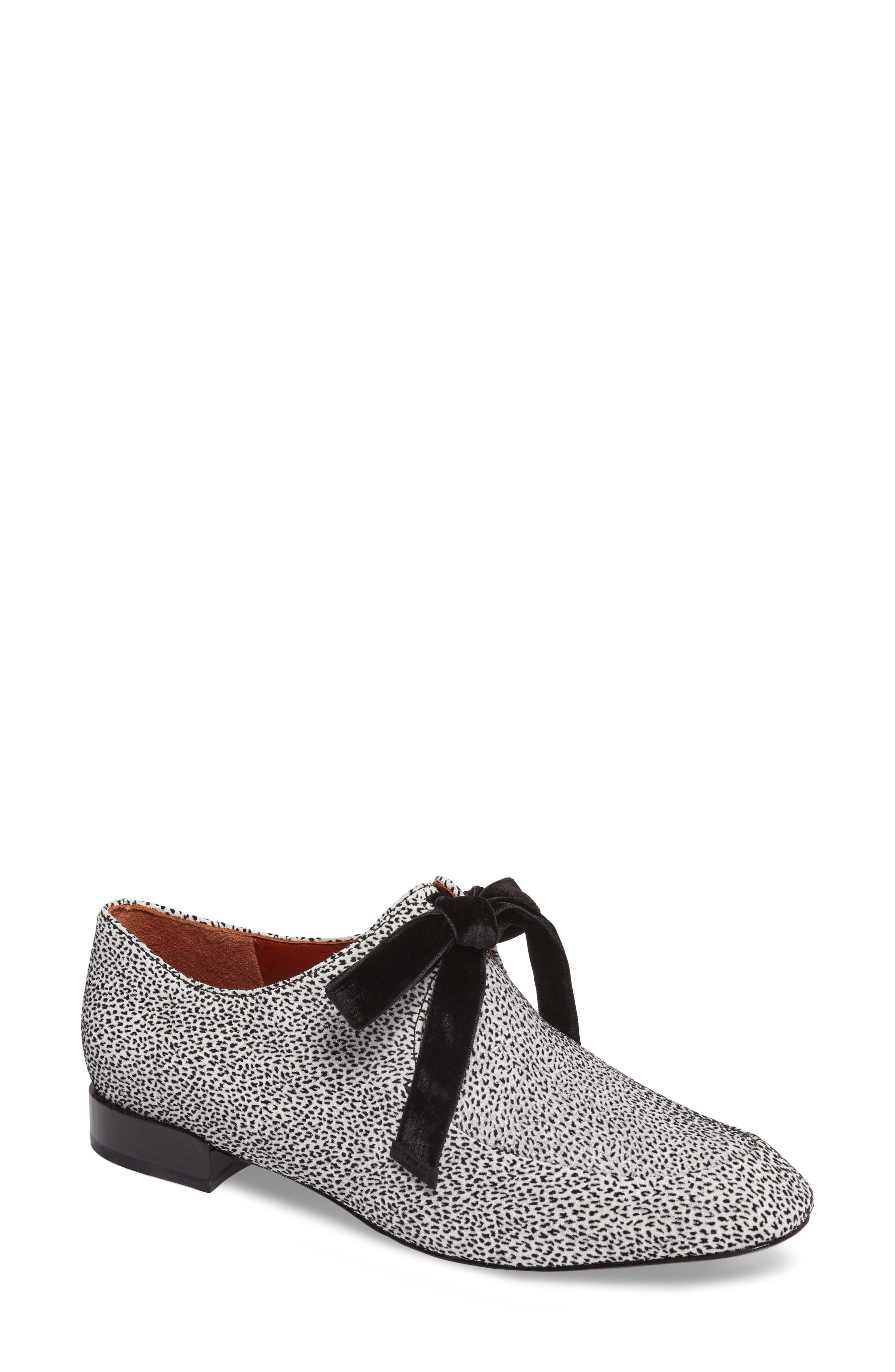 3.1 Philip Lim Velvet Bow Loafer (Women)