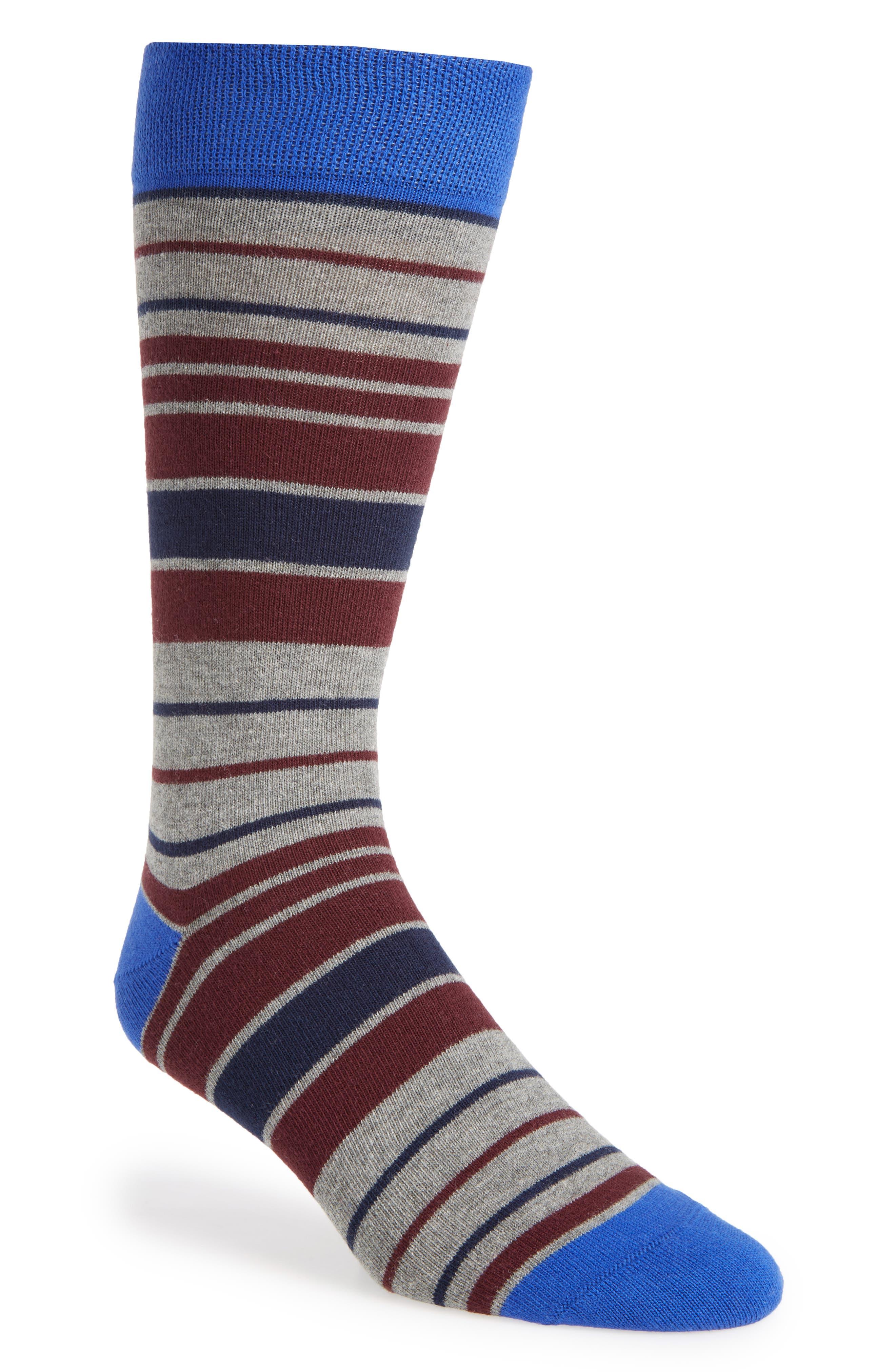 Ted Baker London Stripe Socks