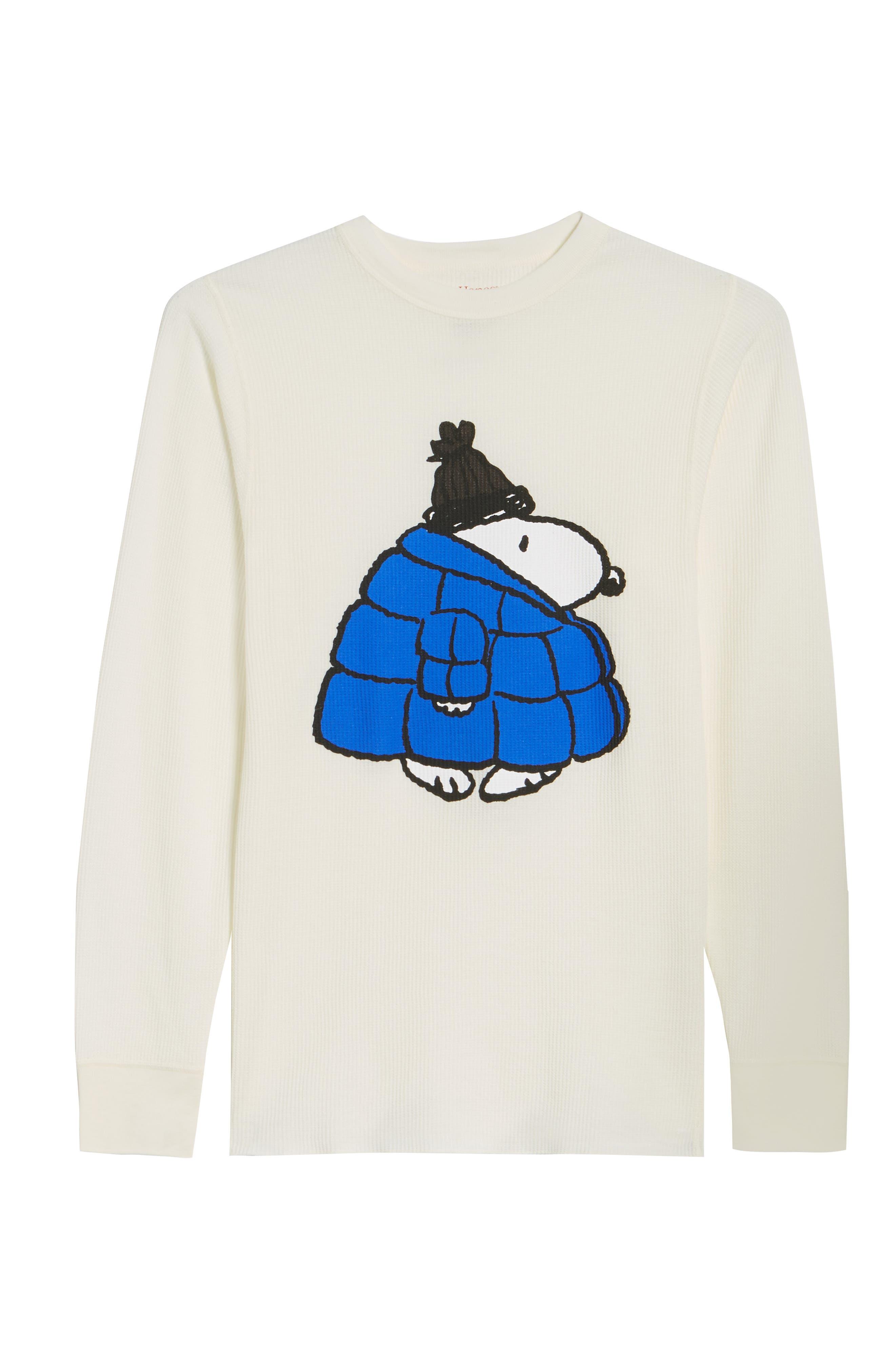 Peanuts Snoopy Coat T-Shirt