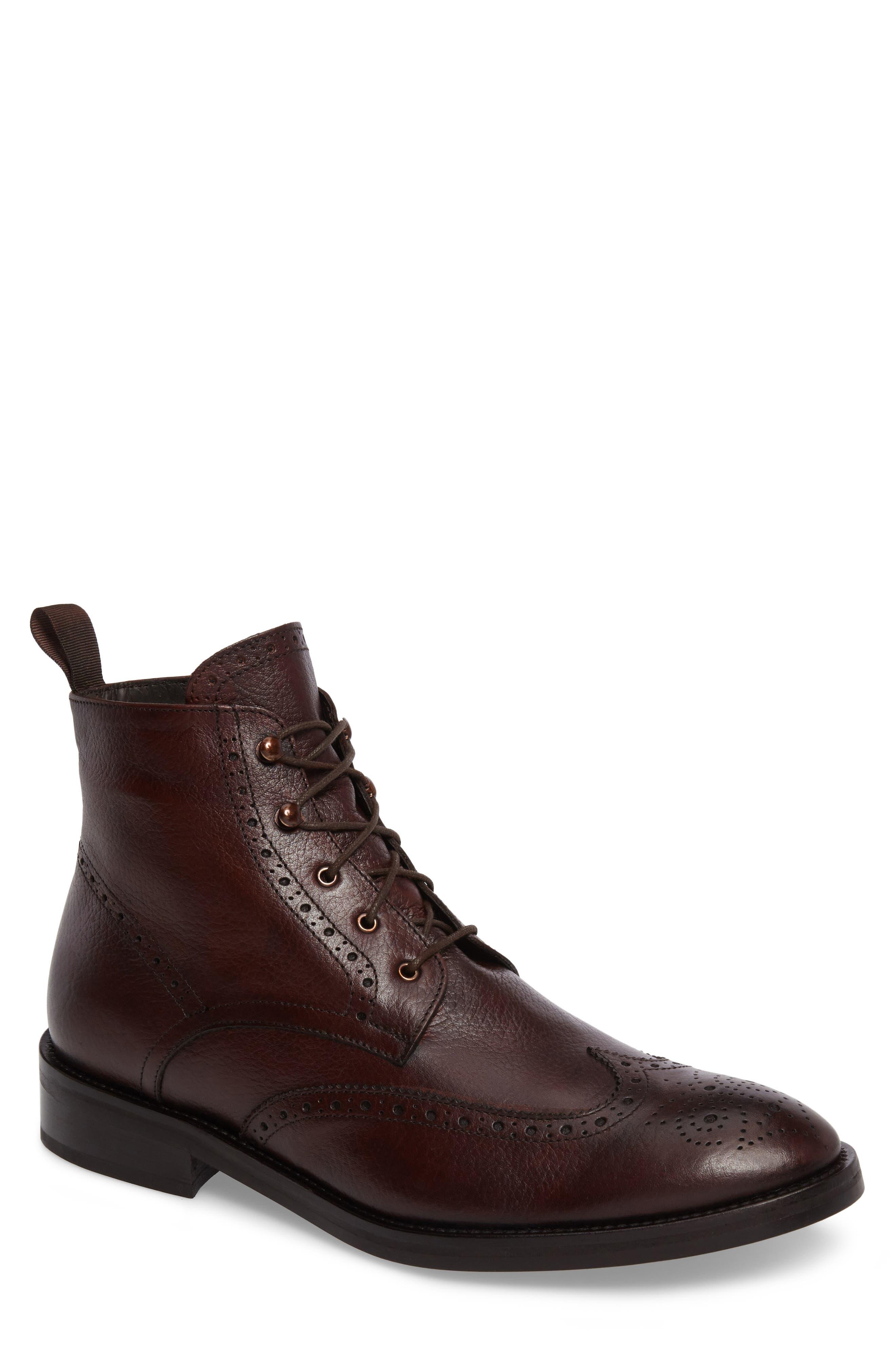 To Boot New York Reggie Wingtip Boot (Men)