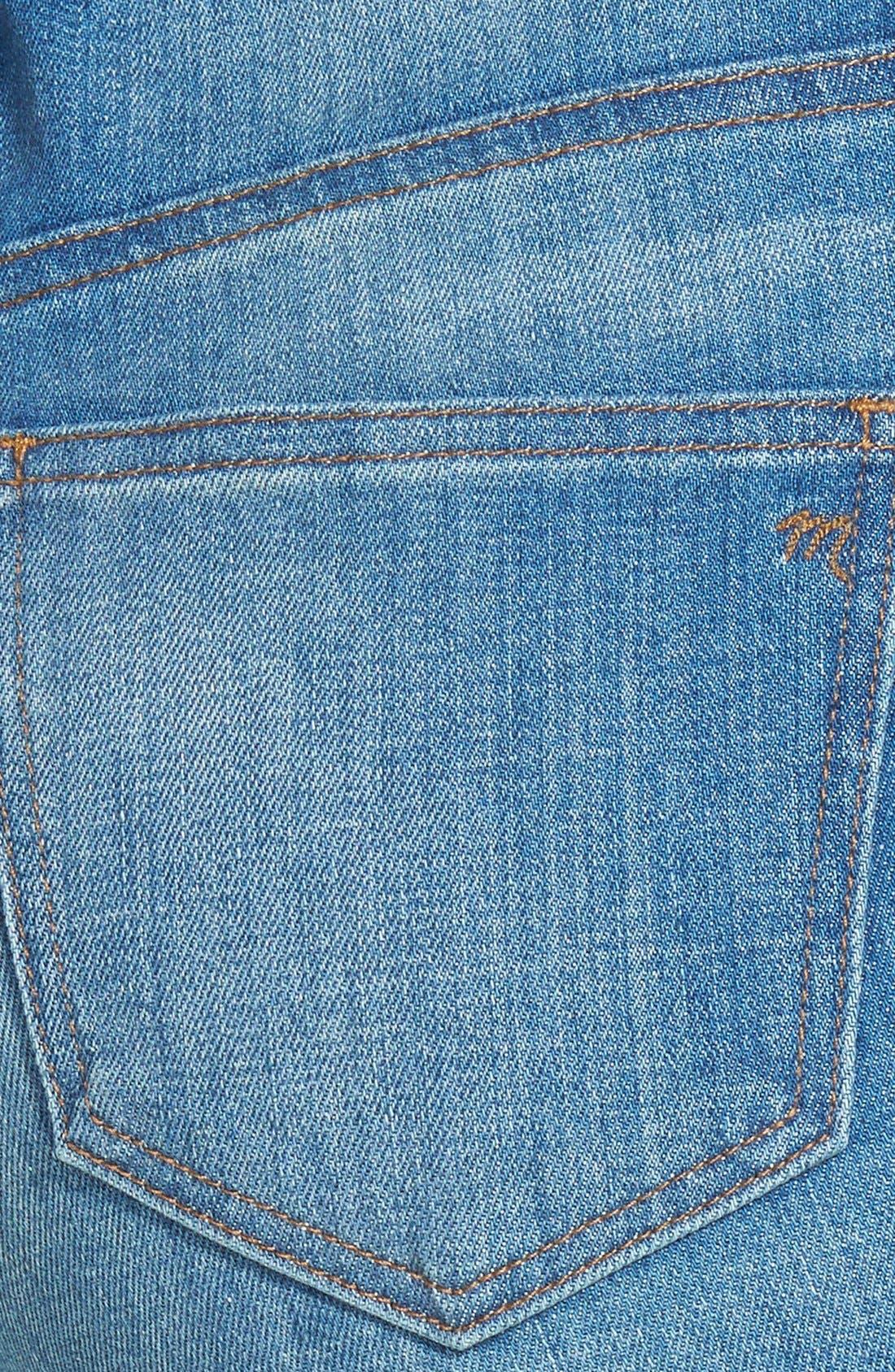 Alternate Image 3  - Madewell 'Flea Market Flare' High Rise Jeans (Thom)