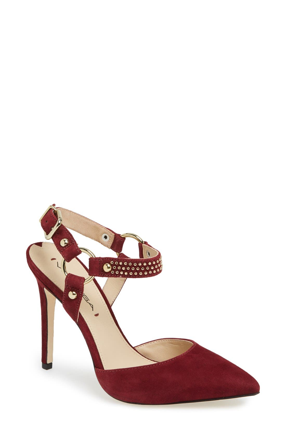 Main Image - Via Spiga 'Flo' Pointy Toe Pump (Women)