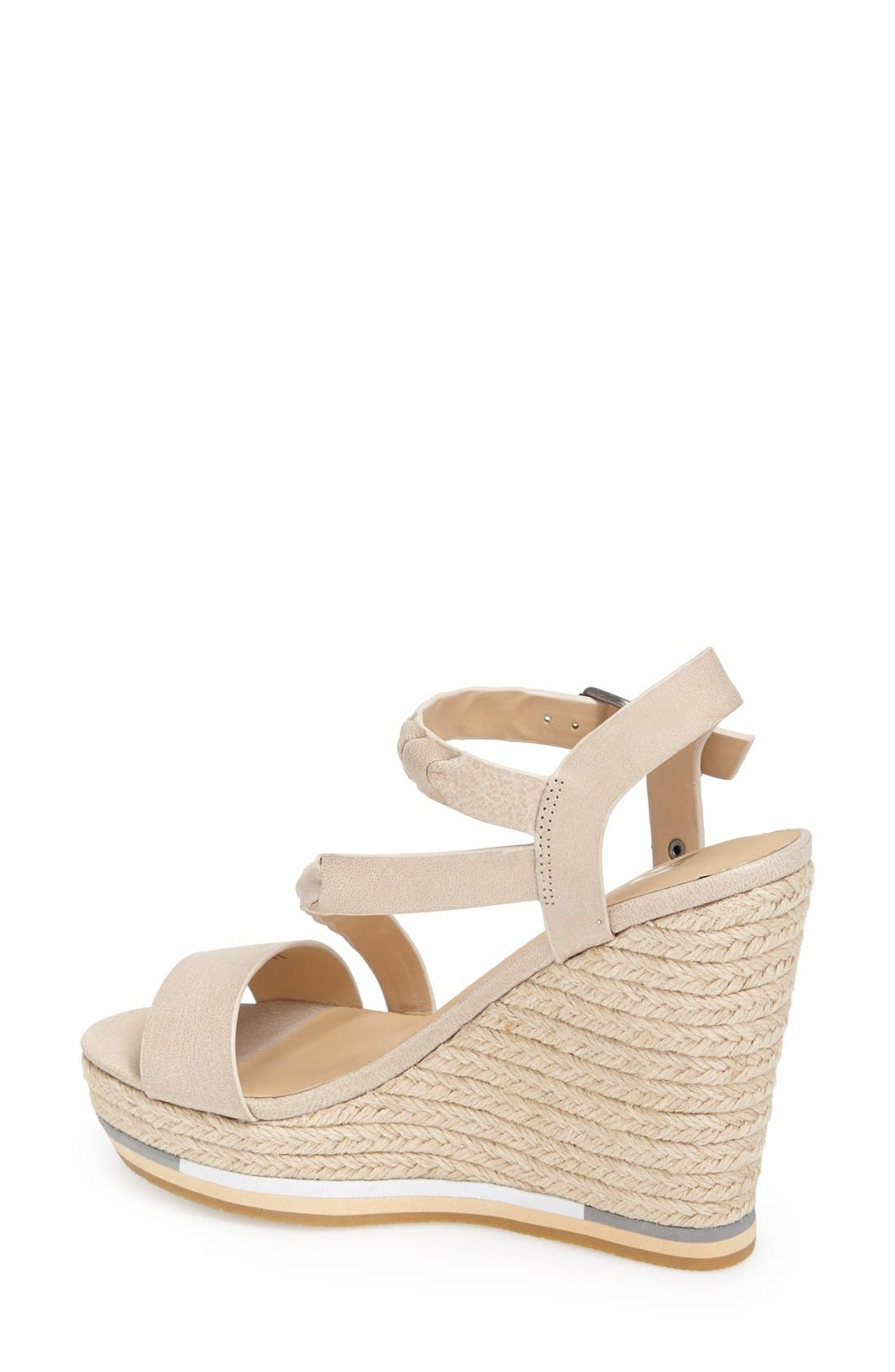 Alternate Image 2  - Joe's 'Rane' Espadrille Wedge Sandal (Women)
