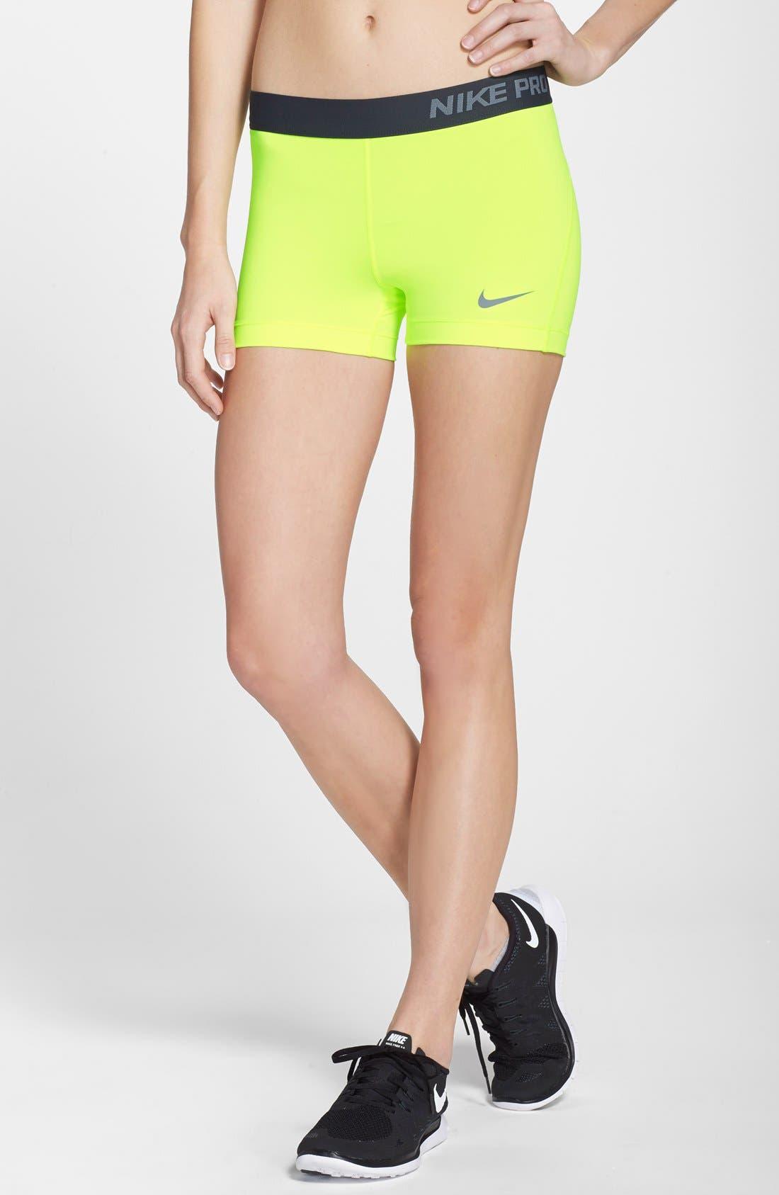 Alternate Image 1 Selected - Nike 'Pro' Dri-FIT Shorts
