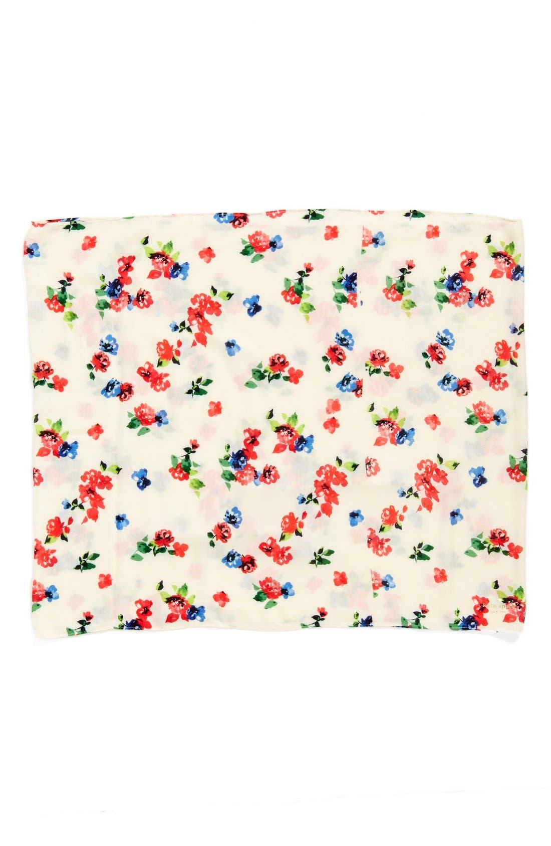 Alternate Image 2  - kate spade new york 'spring garden' infinity scarf