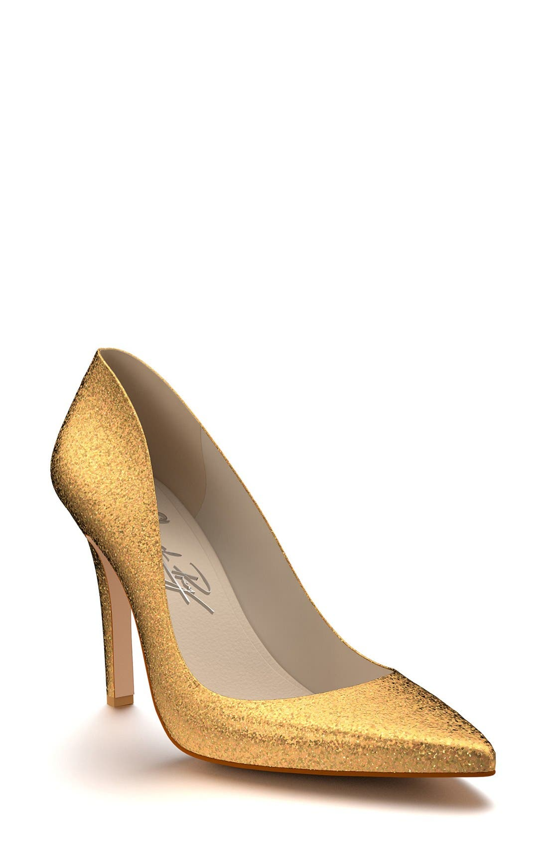 Main Image - Shoes of Prey Pointy Toe Pump (Women) (Nordstrom Exclusive)