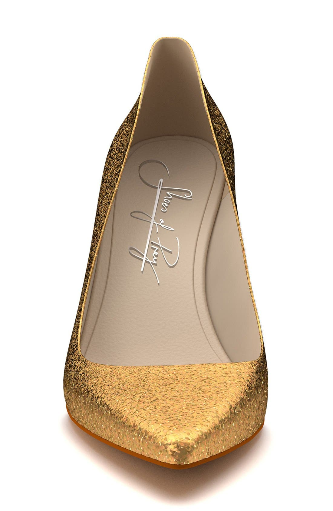 Alternate Image 4  - Shoes of Prey Pointy Toe Pump (Women) (Nordstrom Exclusive)