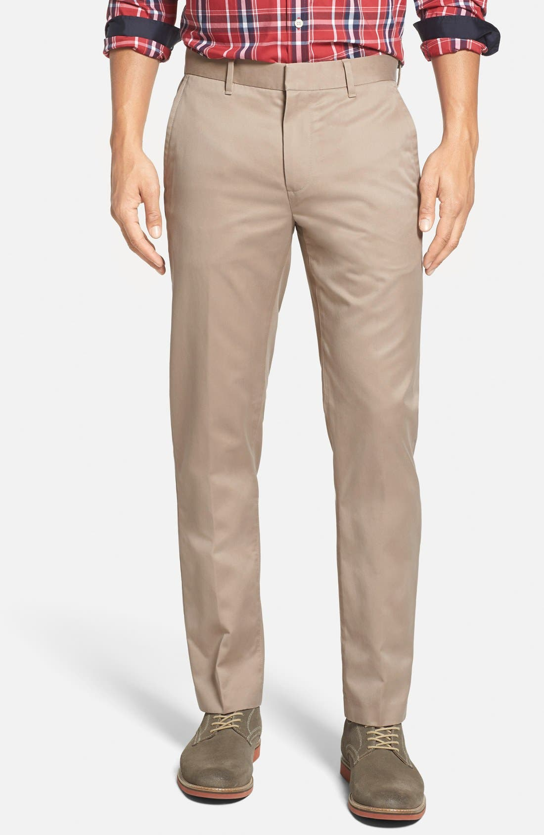 Bonobos 'Weekday Warriors' Non-Iron Tailored Cotton Chinos