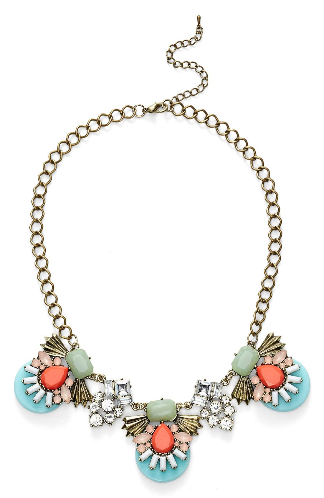 Main Image - BP. Crystal Statement Necklace