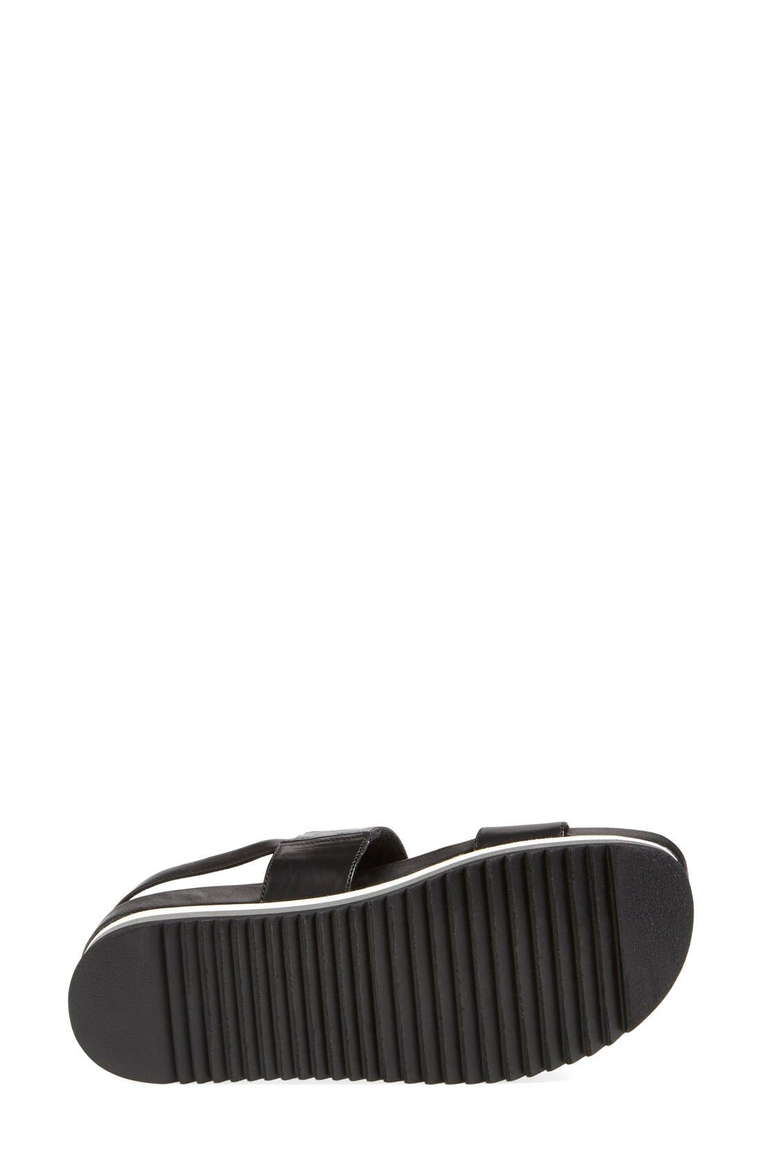 Alternate Image 2  - Anyi Lu 'Viva' Leather Platform Sandal (Women)