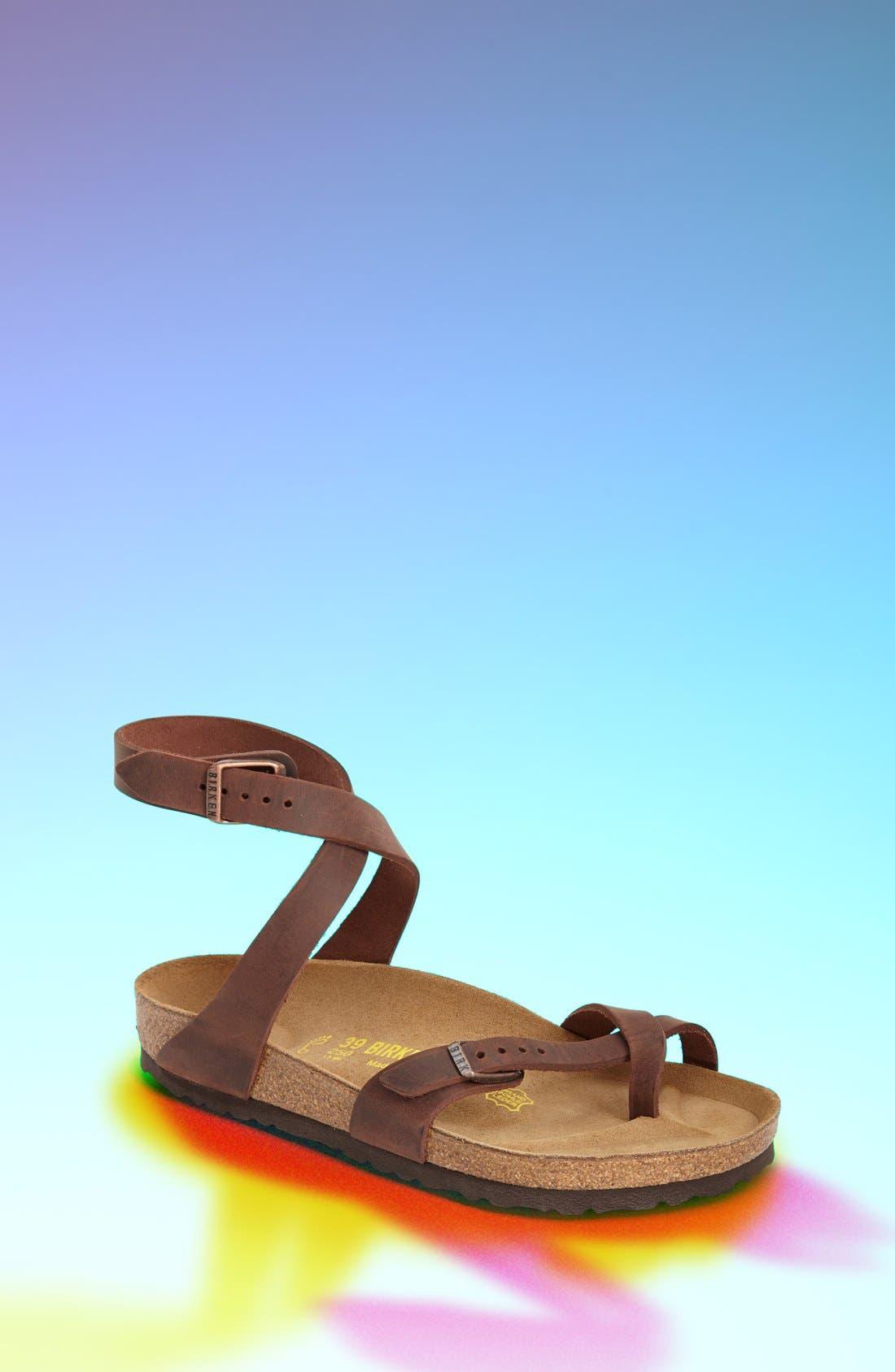 Alternate Image 6  - Birkenstock 'Yara' Sandal (Women)