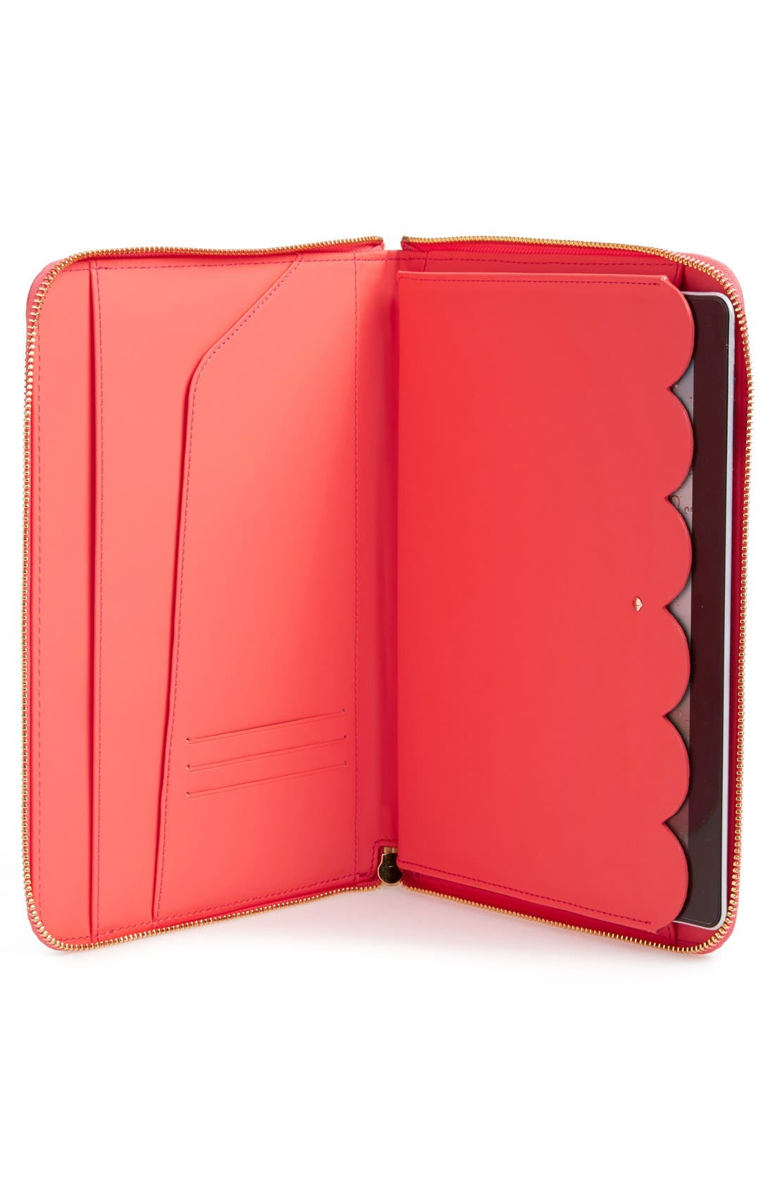 Alternate Image 2  - kate spade new york scalloped iPad Air sleeve