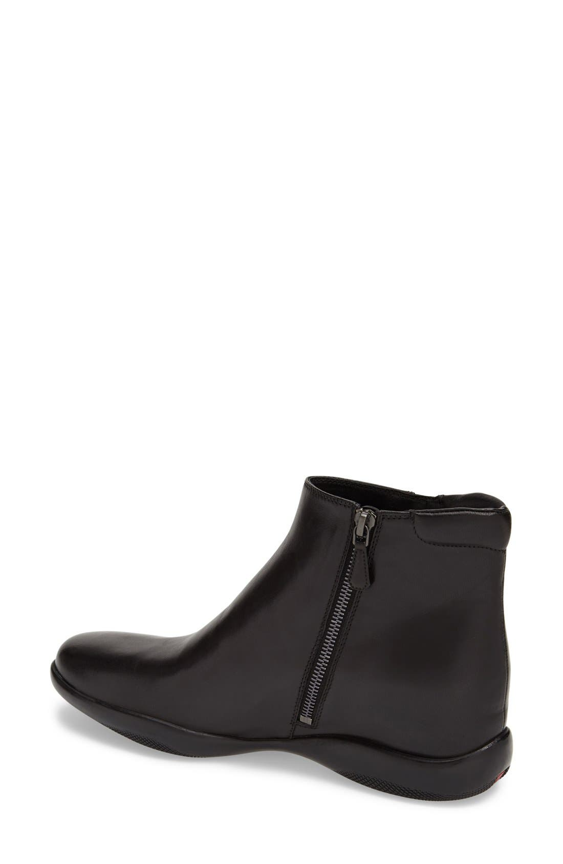 Alternate Image 2  - Prada Wedge Ankle Boot