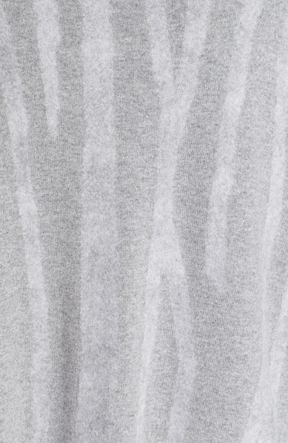 Alternate Image 3  - Donna Karan New York Needle Punch Wool Sweater