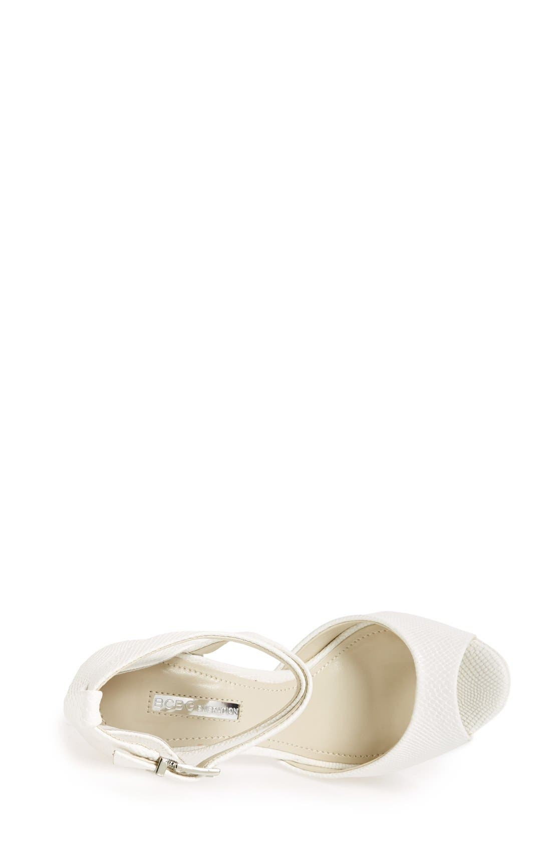 Alternate Image 2  - BCBGeneration 'Vix' Platform Sandal (Women)
