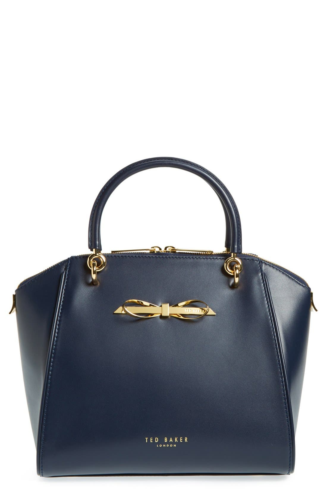 Alternate Image 1 Selected - Ted Baker London 'Small' Slim Bow Tote
