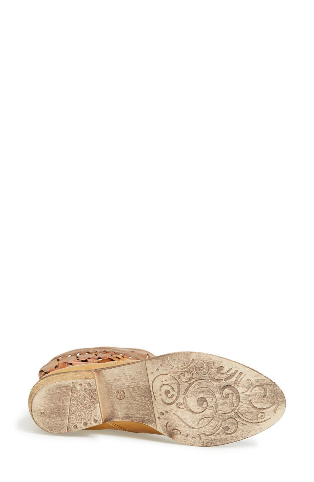 Alternate Image 4  - Summit 'Tulia' Leather Western Boot (Women)