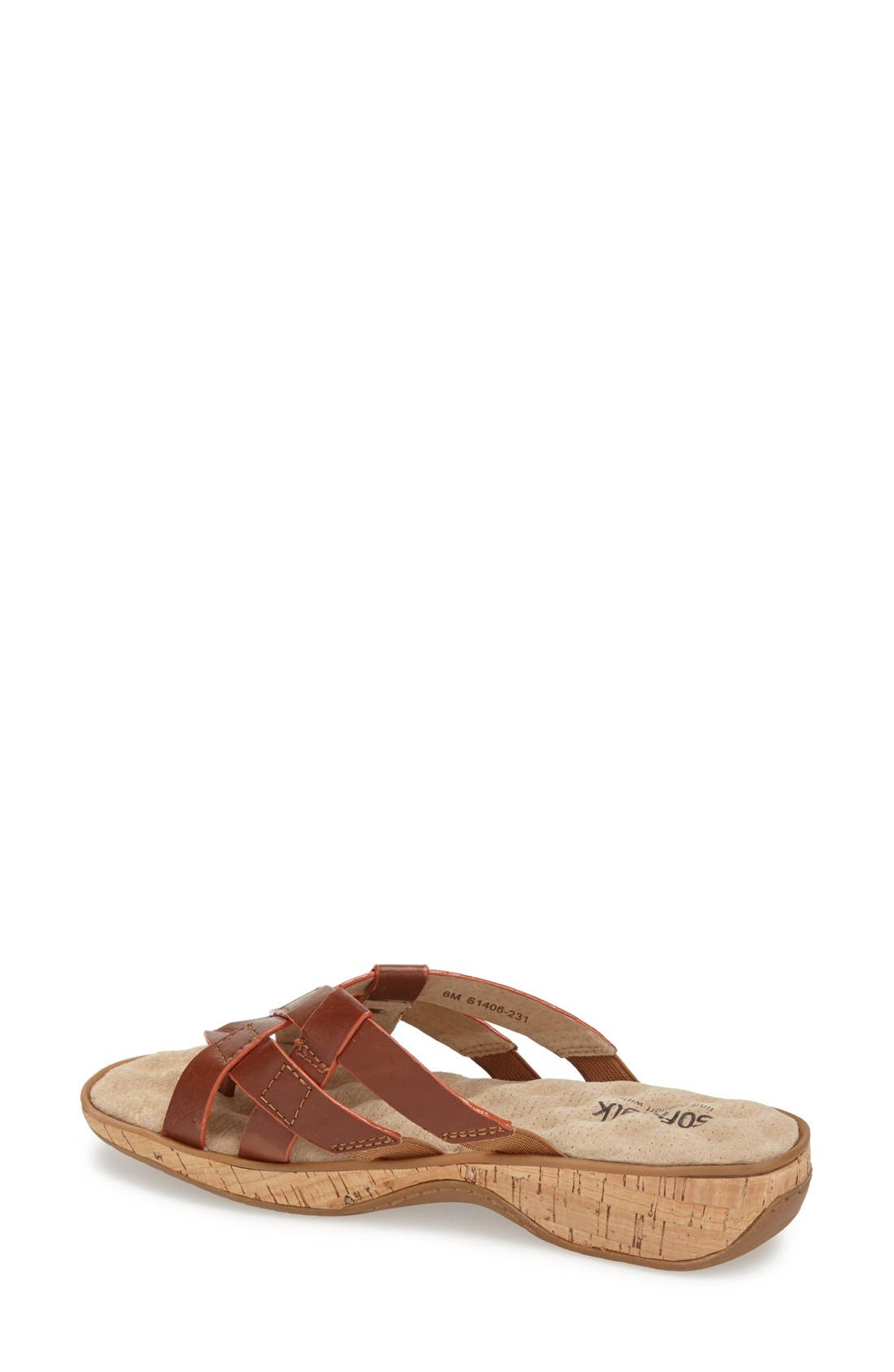 Alternate Image 2  - SoftWalk® 'Beaver Creek' Sandal