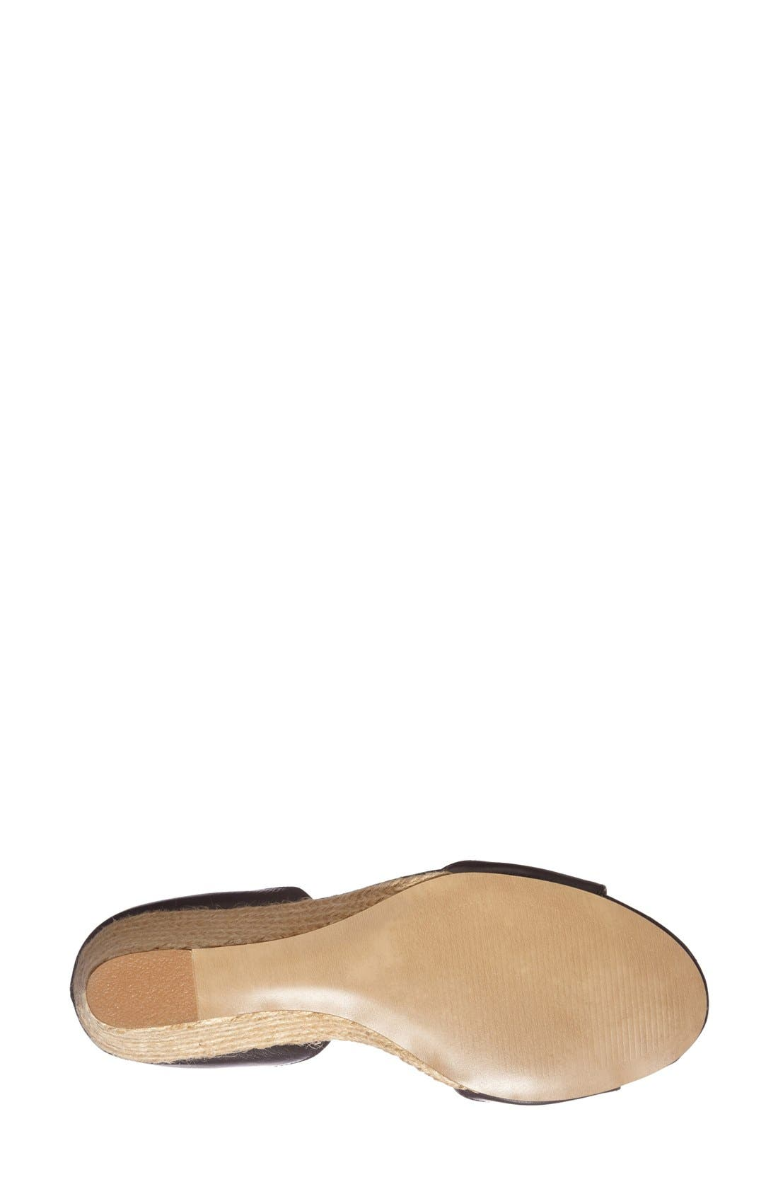 Alternate Image 2  - Steve Madden 'Picnicc' Espadrille Wedge Sandal (Women)