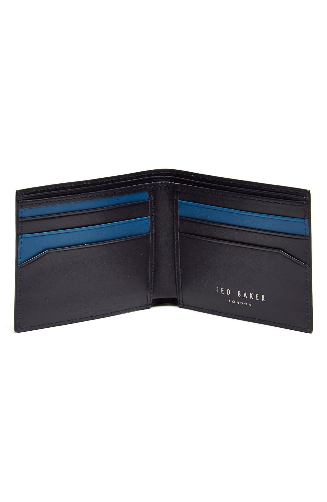 Alternate Image 2  - Ted Baker London Leather Wallet