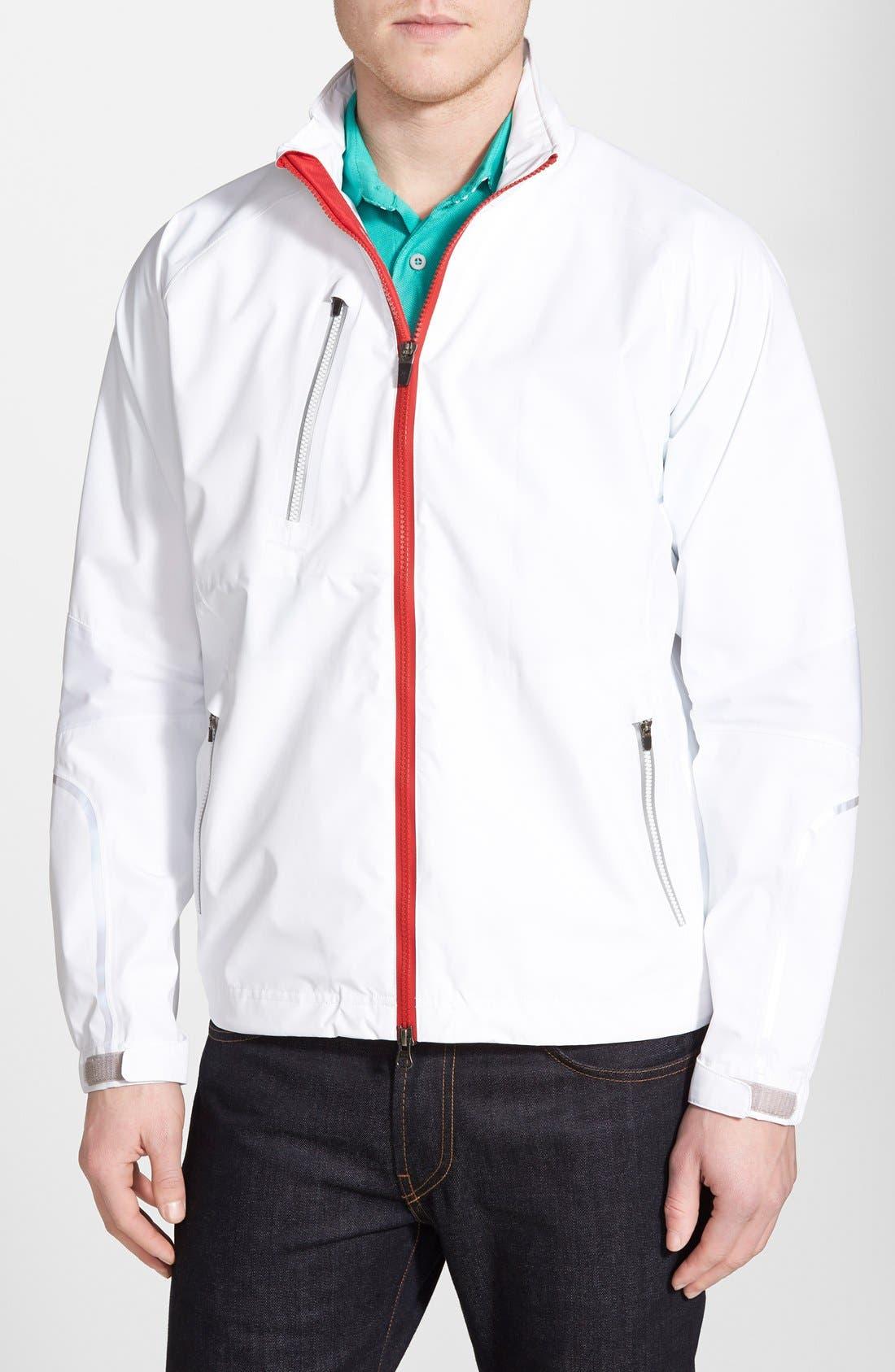 Main Image - Zero Restriction 'Power Torque' Waterproof Jacket