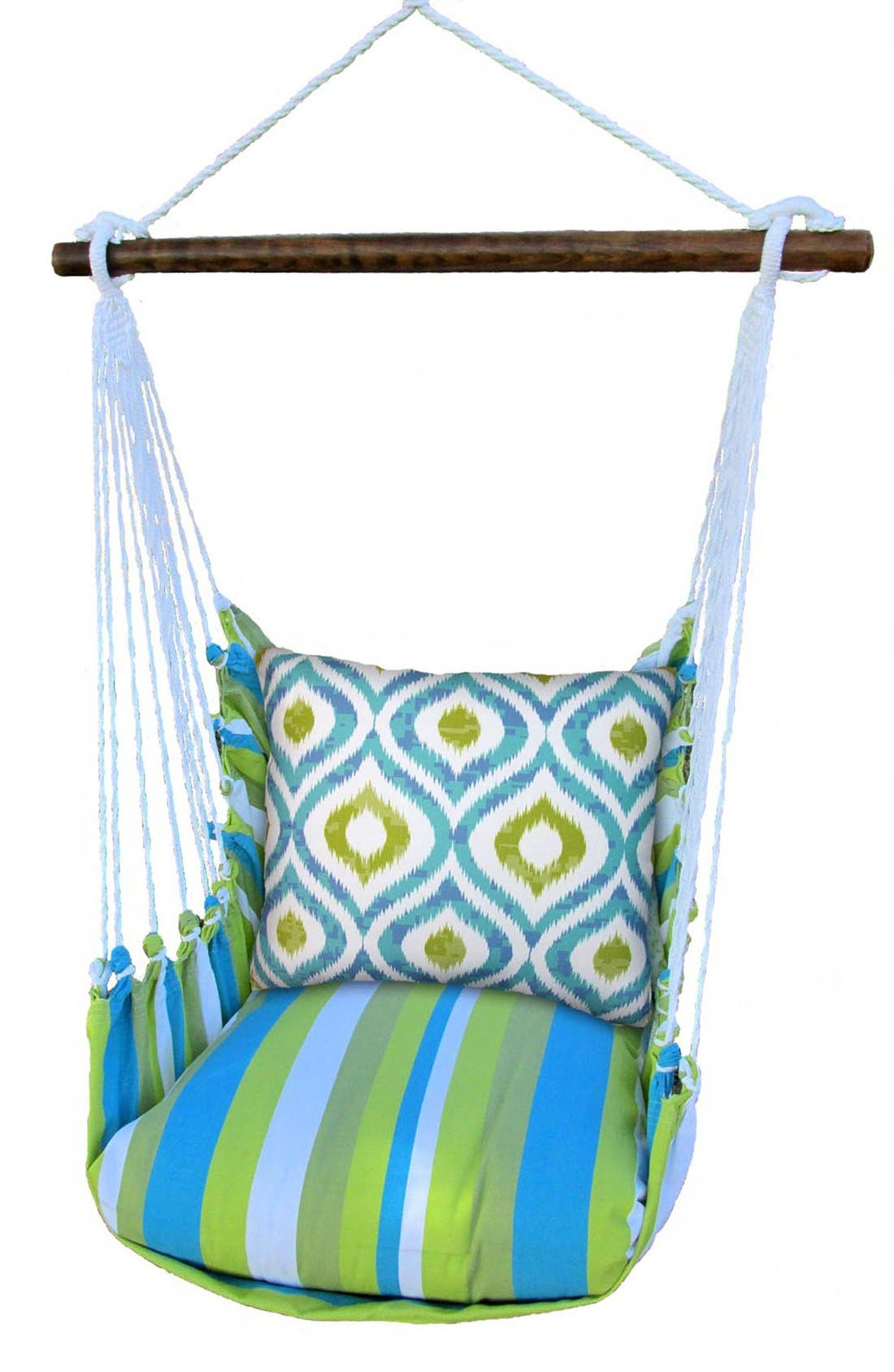 Main Image - Magnolia Casual Beach Stripe Swing Chair