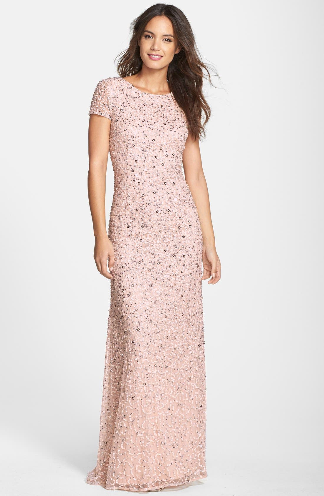 Mother-of-the-Bride Dresses: Pleated, Lace & More   Nordstrom