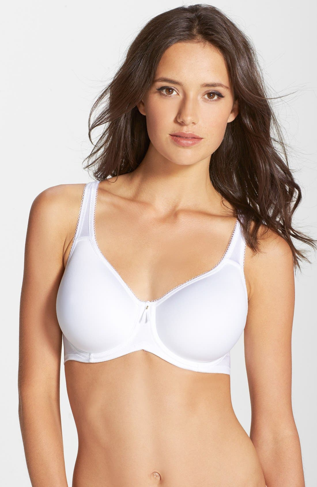 Wacoal Basic Beauty Underwire Contour Bra