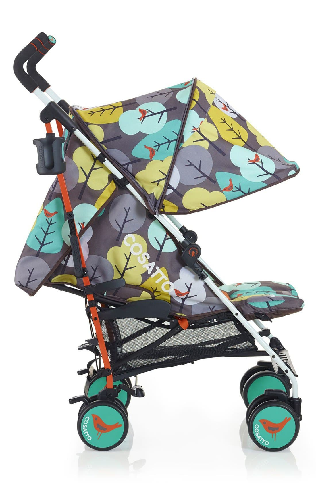 Alternate Image 3  - Cosatto 'Supa - Firebird' Pushchair Stroller