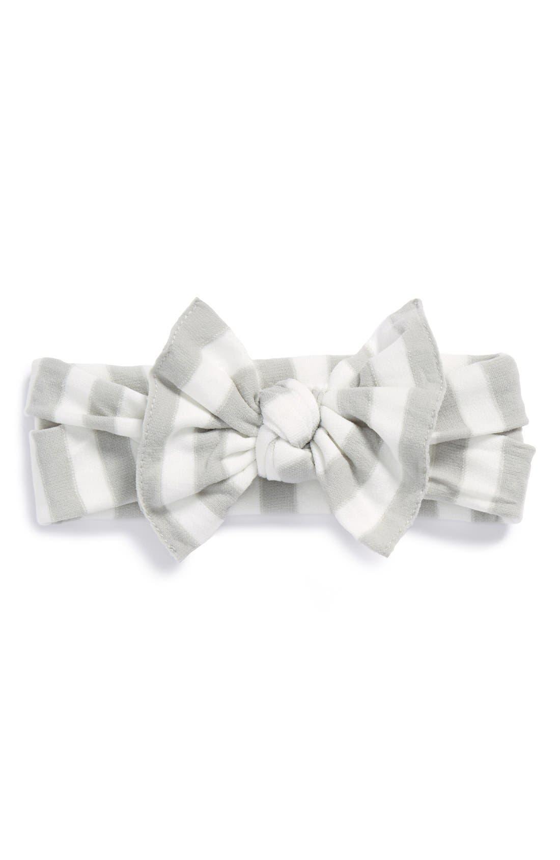 Baby Bling Stripe Headband (Baby Girls)