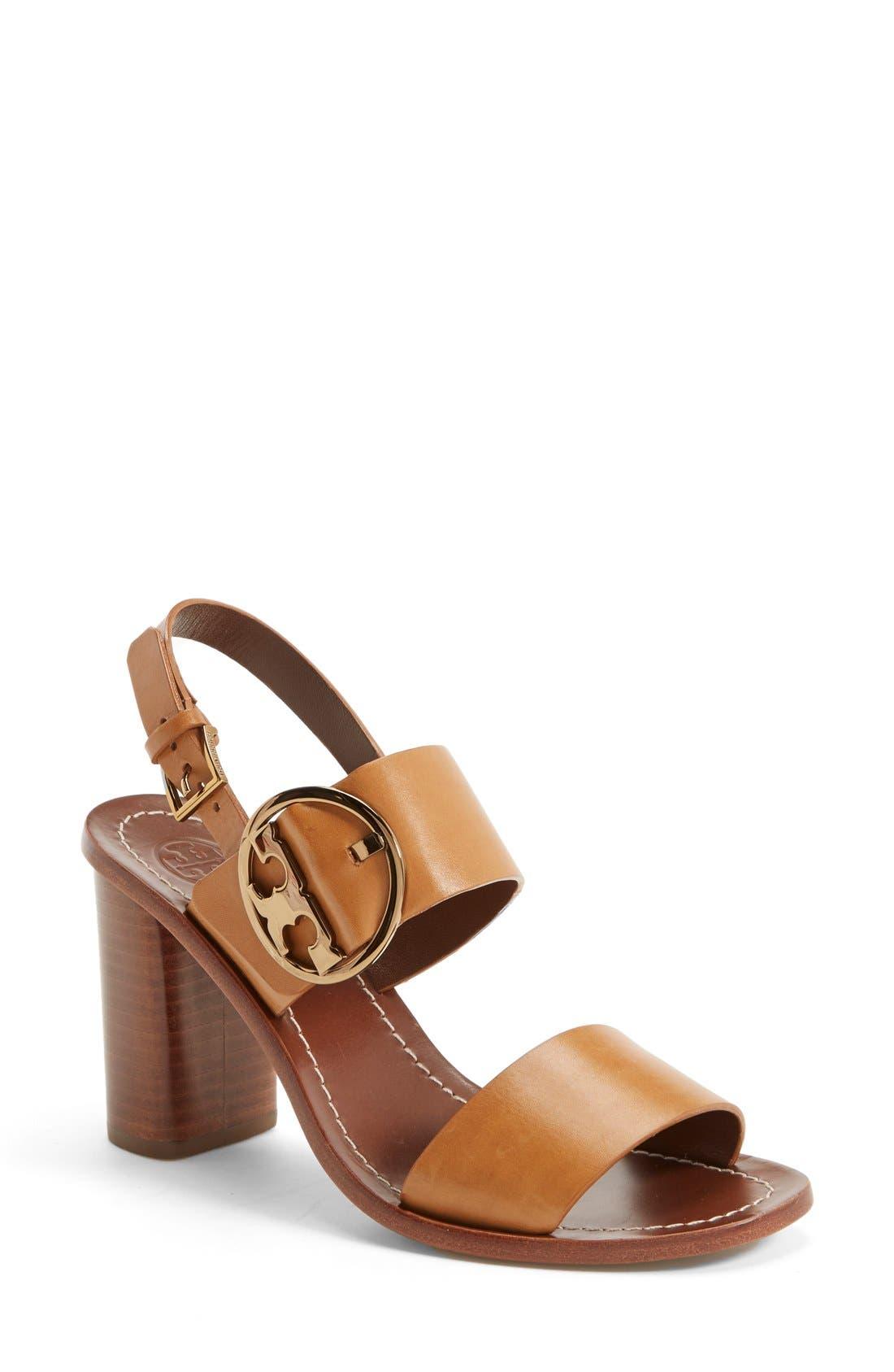 Alternate Image 1 Selected - Tory Burch 'Thames' Sandal (Women)