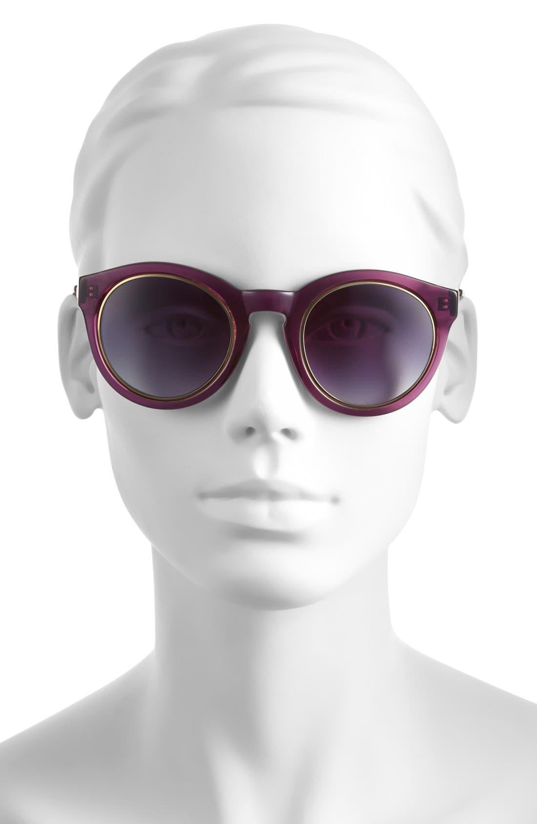Alternate Image 2  - Derek Lam 'Lafayette' 49mm Sunglasses