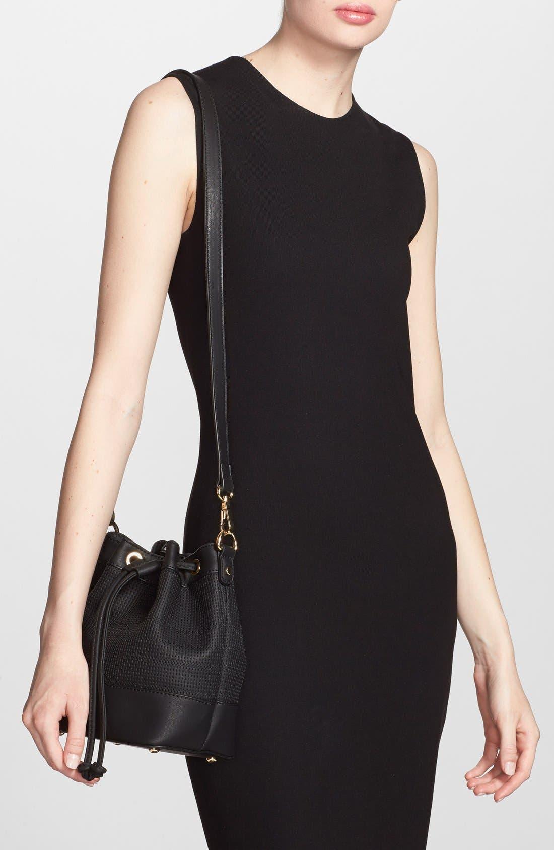 Alternate Image 2  - BP. Faux Leather Bucket Bag