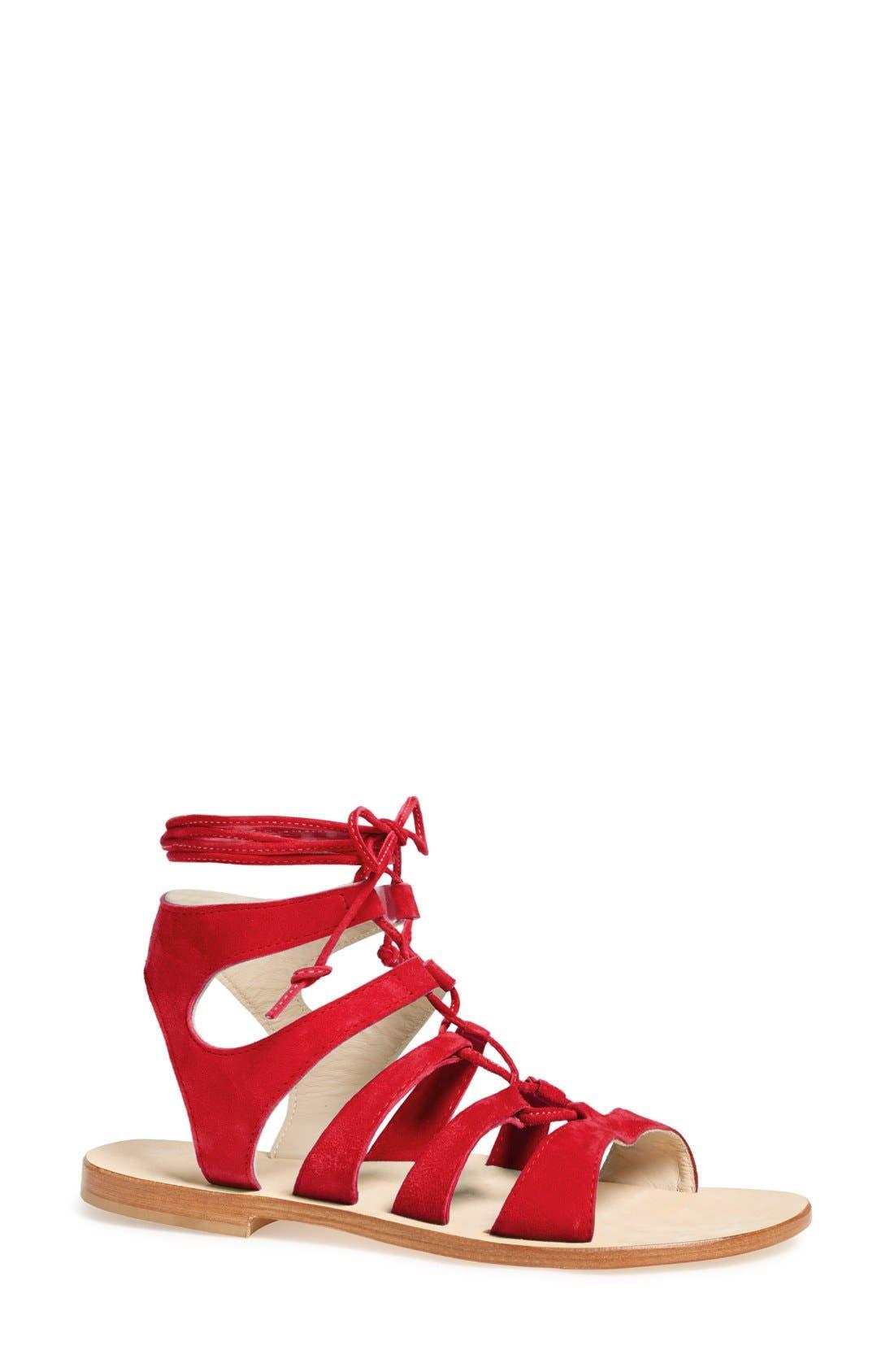 Alternate Image 1 Selected - Cornetti 'Recommone' Gladiator Sandal (Women)