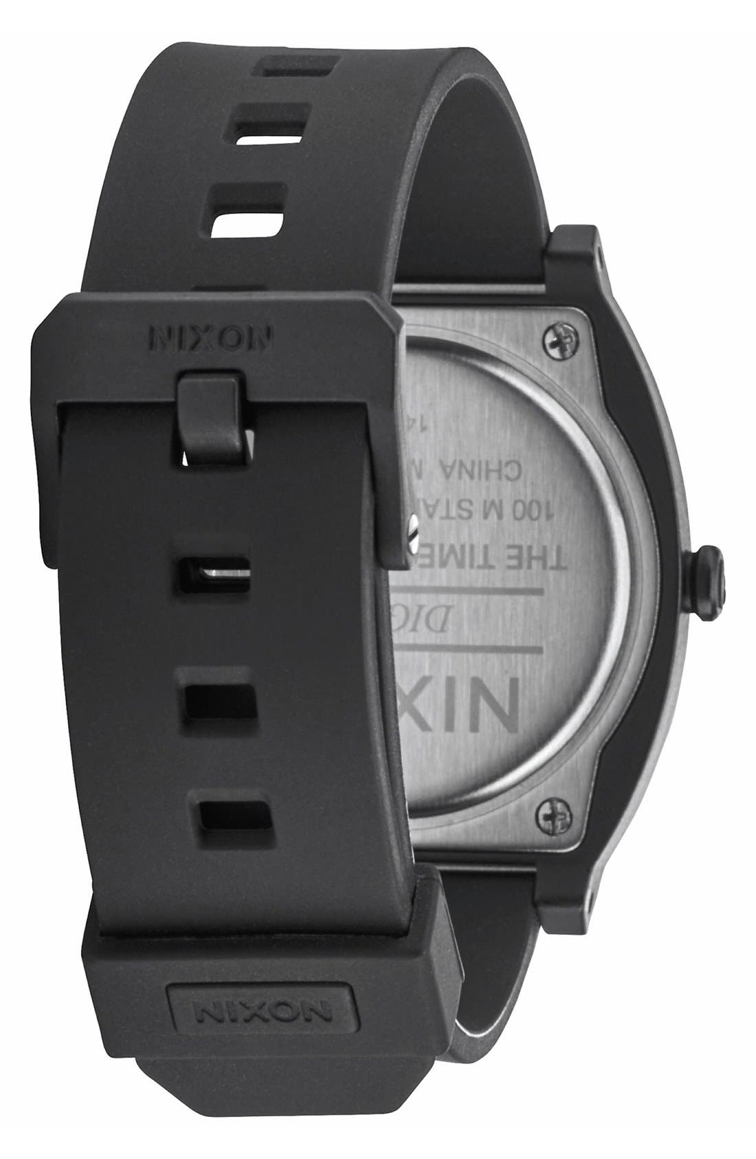 Alternate Image 2  - Nixon 'Time Teller' Digital Watch, 40mm